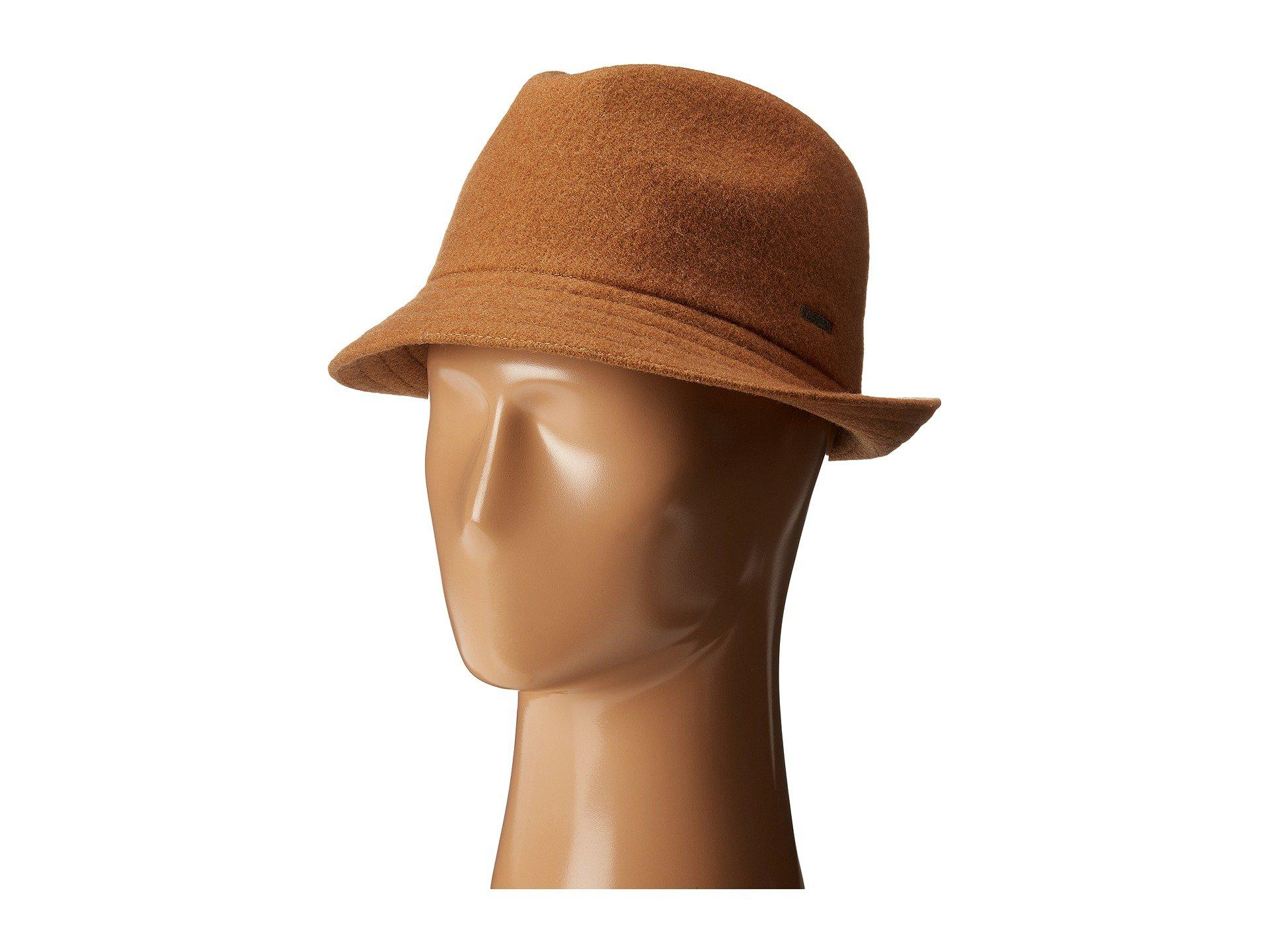 Lyst - Kangol Wool Arnold in Brown for Men 4f16e9bbcaee
