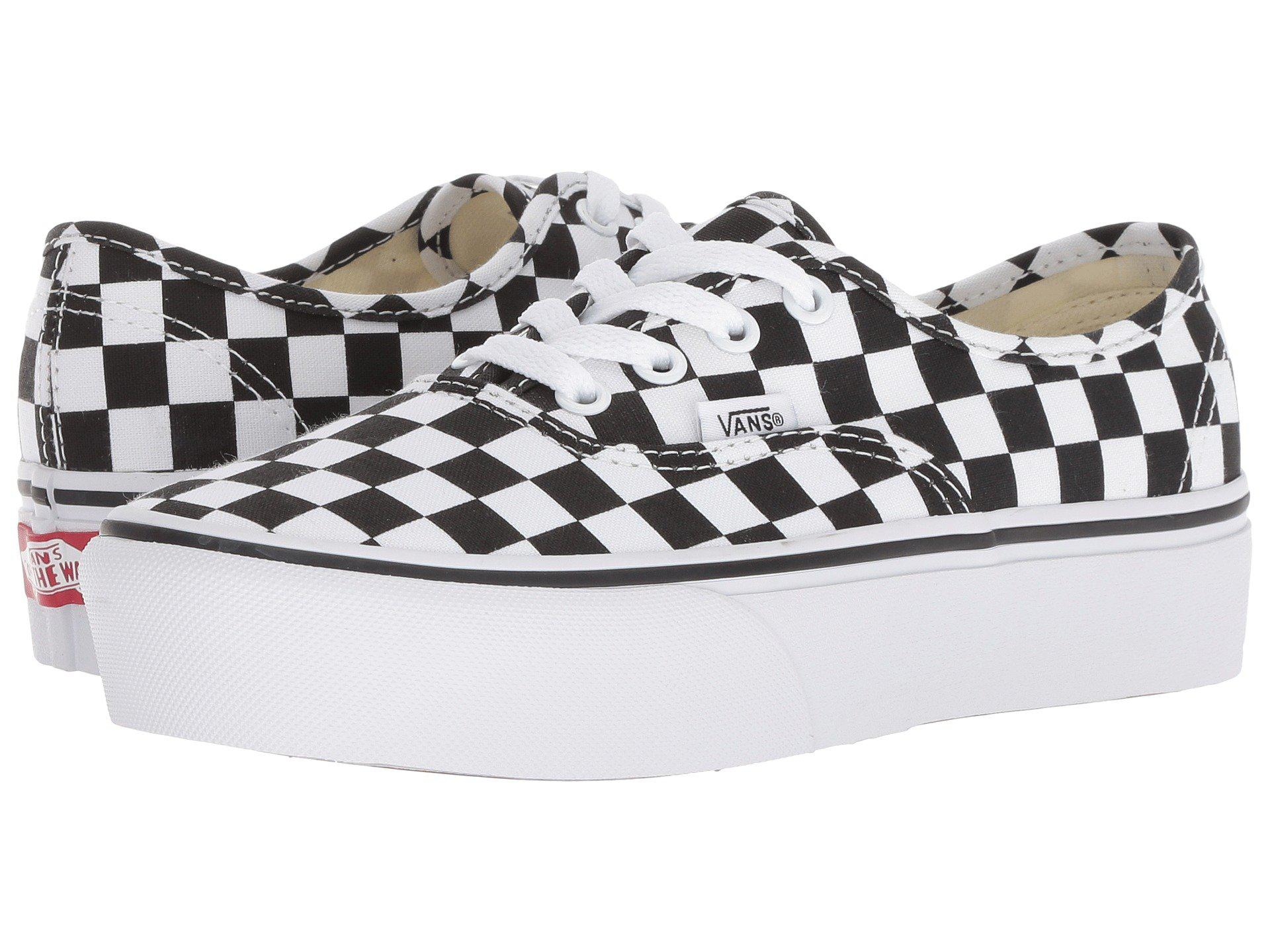 2dd6f0b8bc Vans - Multicolor Authentic Platform 2.0 ((leather) Snake black) Skate Shoes.  View fullscreen