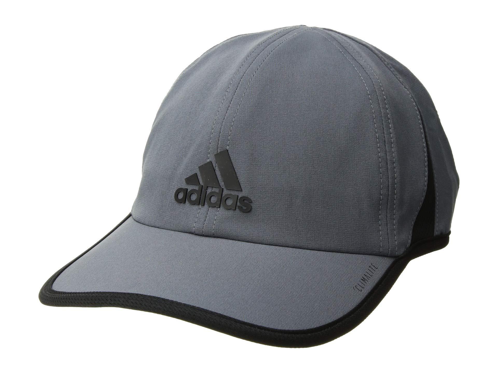c5a1b7deadc Adidas - Superlite Cap (black white) Caps for Men - Lyst. View fullscreen
