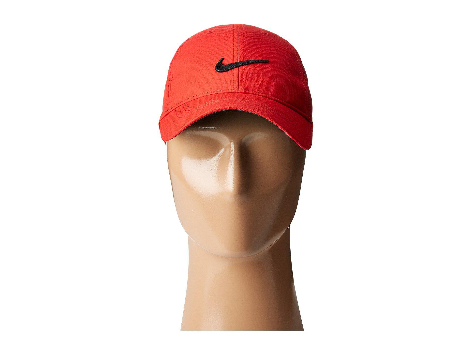 ec6cbe7f464 Lyst - Nike Legacy 91 Tech Cap in Red for Men