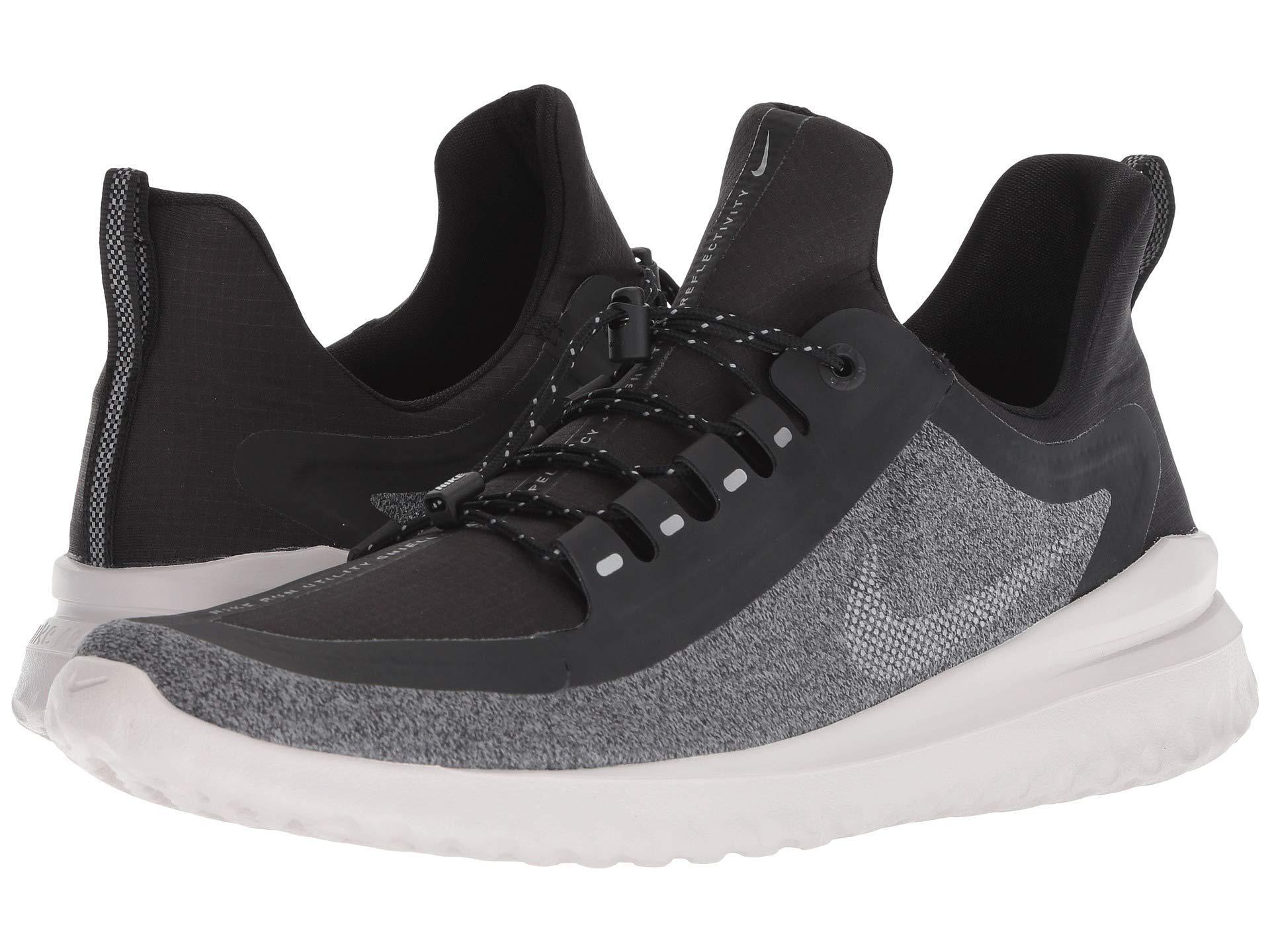 085e7d429cd Lyst - Nike Renew Rival Shield (black metallic Silver cool Grey ...
