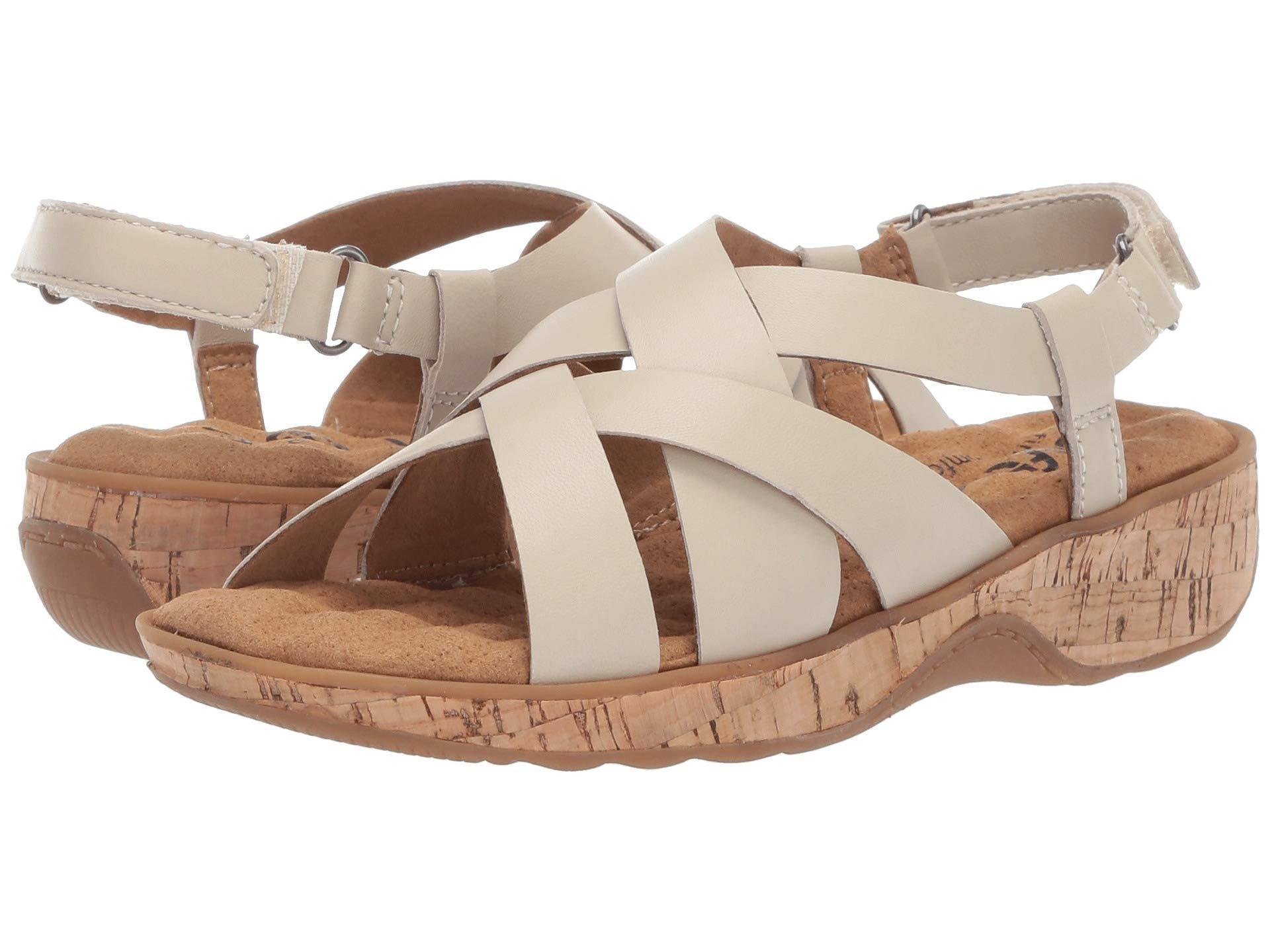 71ca5c2e36813c Lyst - Softwalk Bonaire (rose) Women s Sandals
