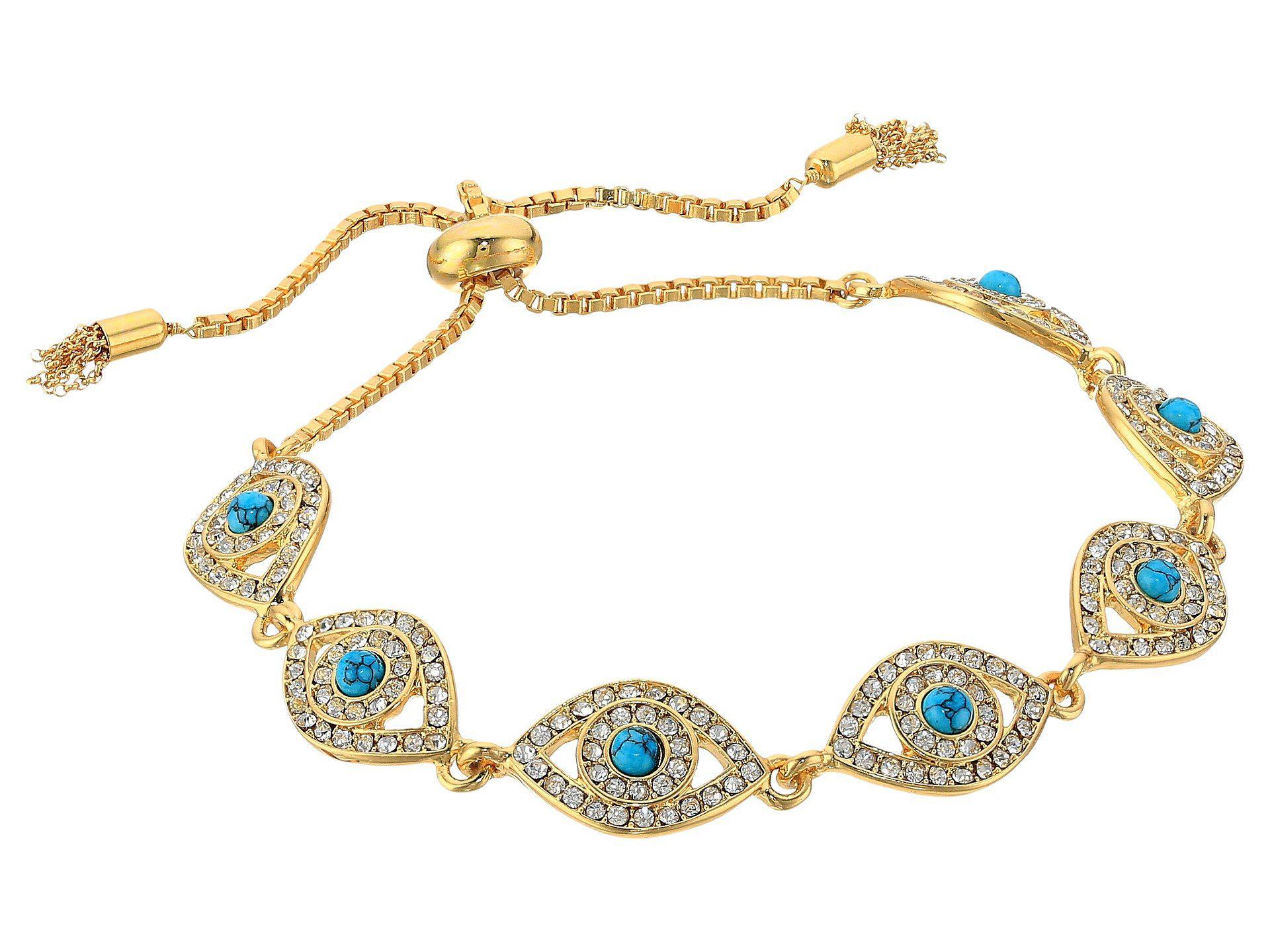 Rebecca Minkoff Evil Eye Bracelet SntYEIQPYj