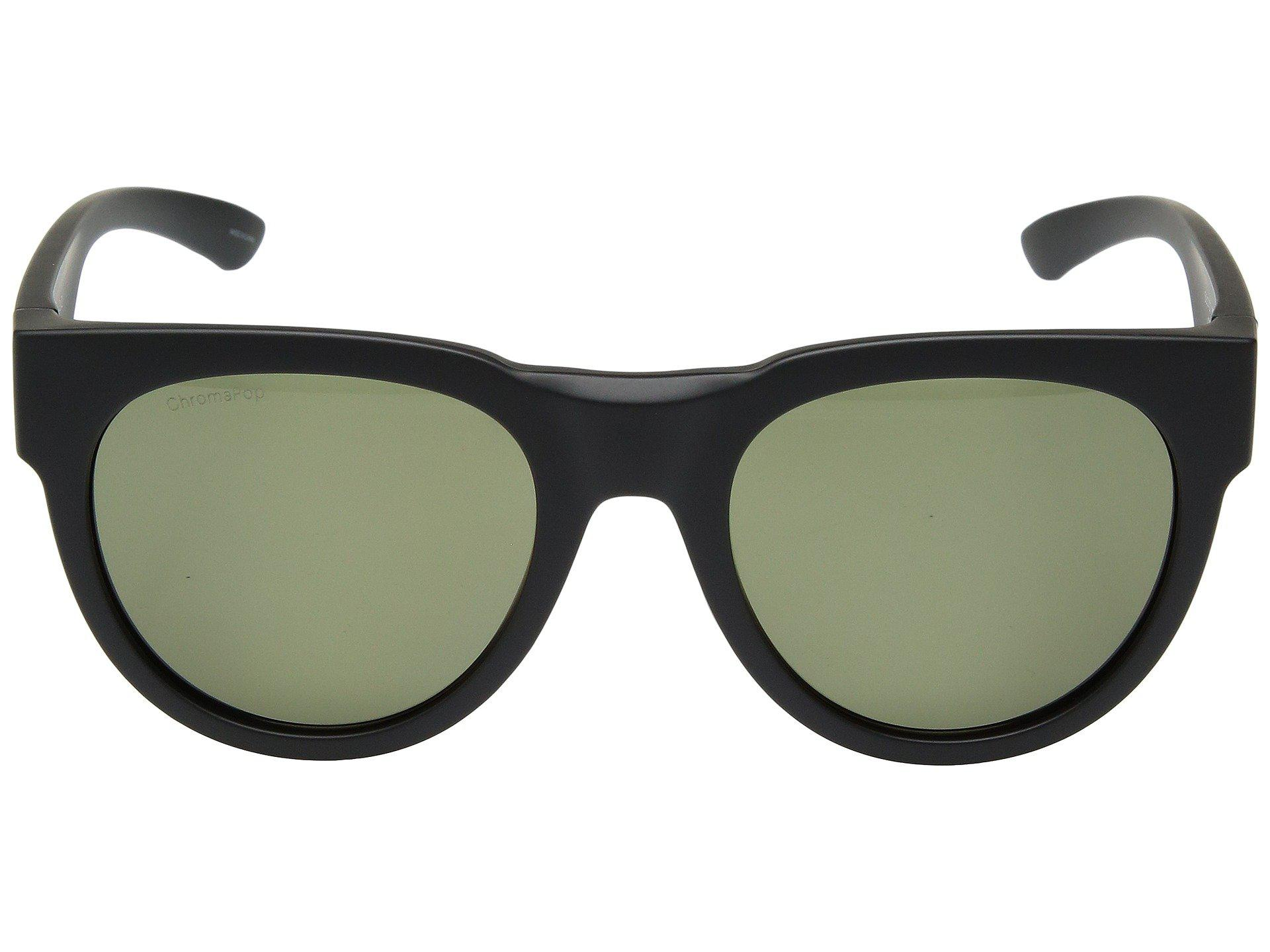 c408685cbb9 Smith Optics - Crusader (matte Black gray Green Chromapoptm Polarized Lens) Athletic  Performance. View fullscreen