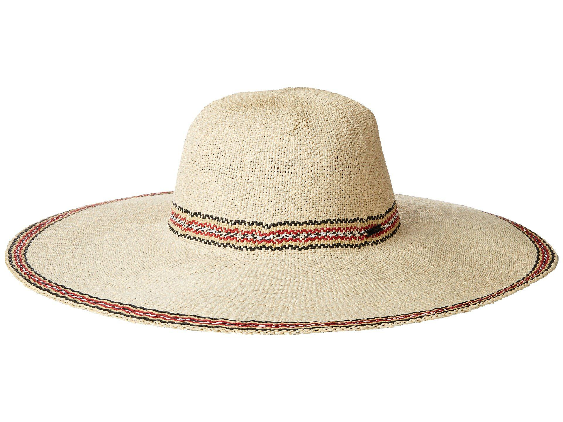 0522e8c2cee Lyst - Roxy Under The Coconuts (natural) Traditional Hats in Natural