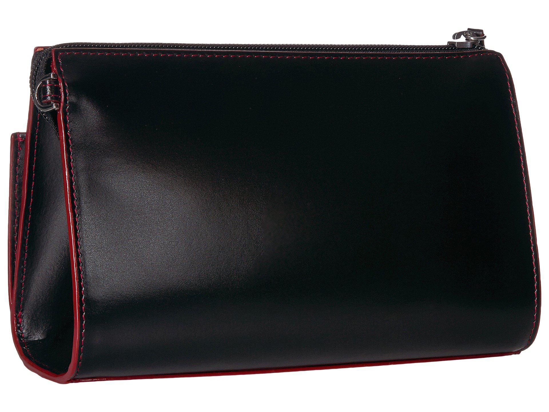 88a07ec33 Lodis - Black Audrey Vicky Convertible Crossbody Clutch - Lyst. View  fullscreen