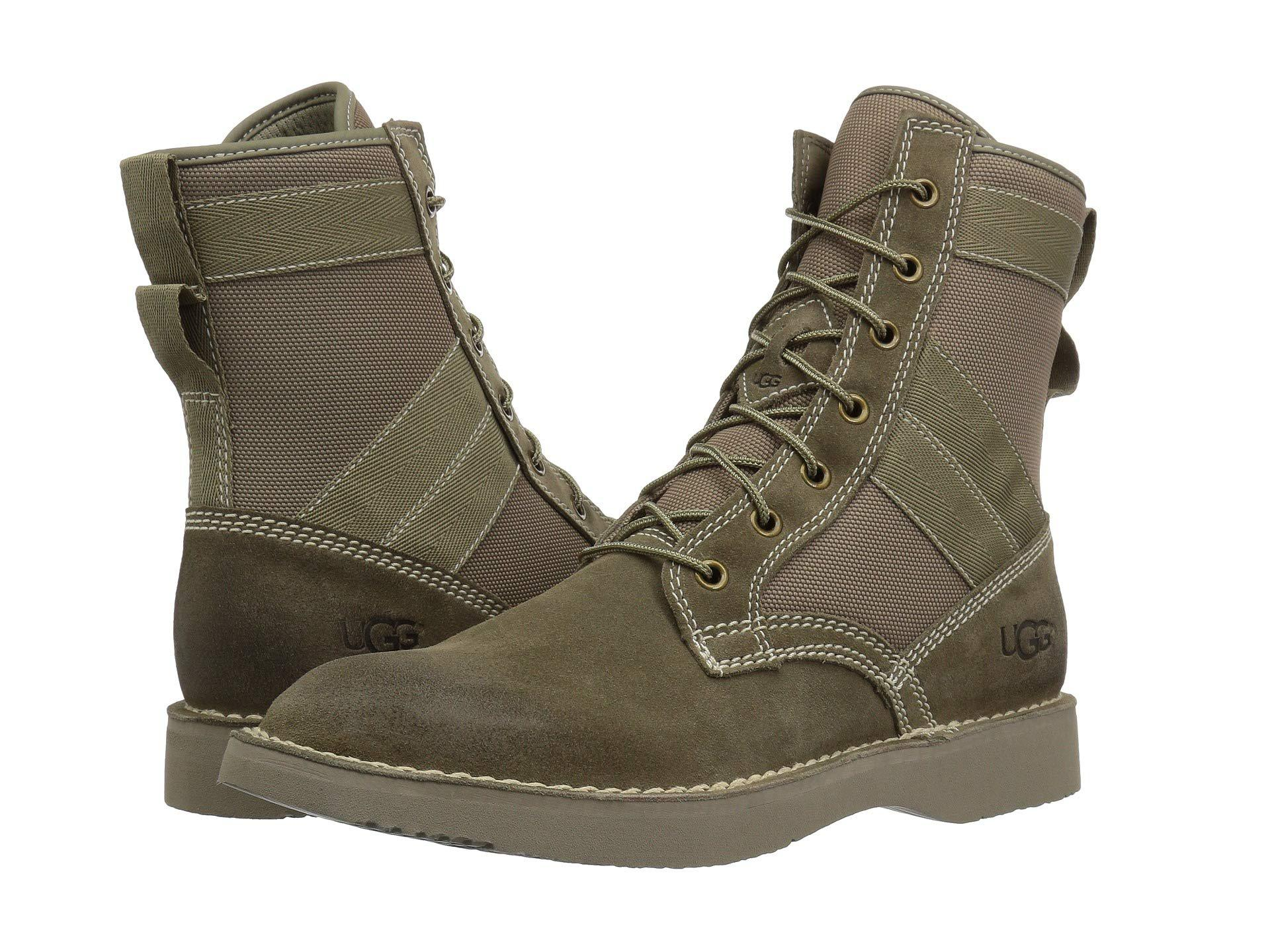 a5b4b485509 Ugg Brown Camino Field Boot (taupe) Men's Cold Weather Boots for men