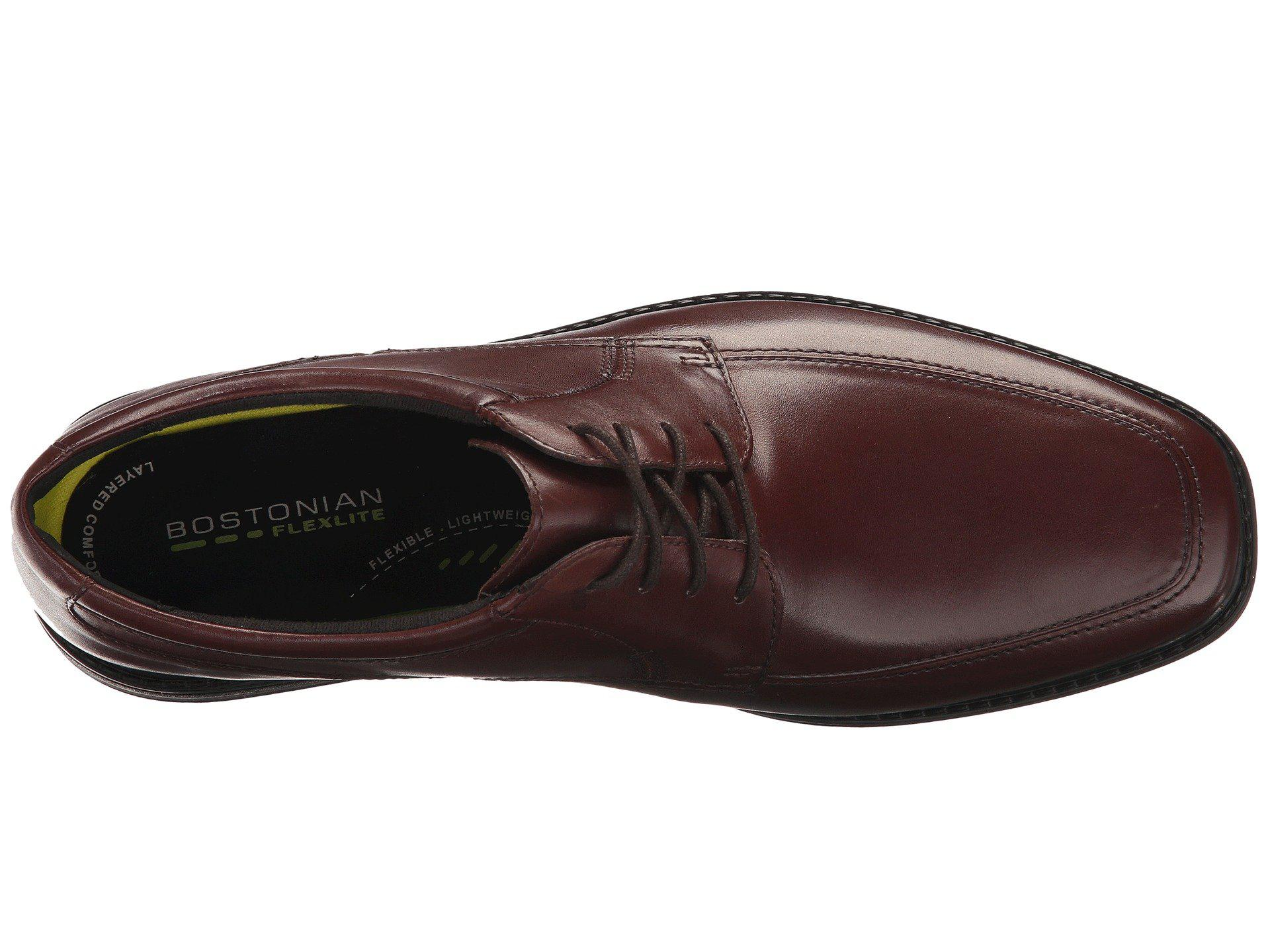 2b03e9012b2706 Lyst - Bostonian Ipswich Apron (brown) Men s Lace Up Wing Tip Shoes ...