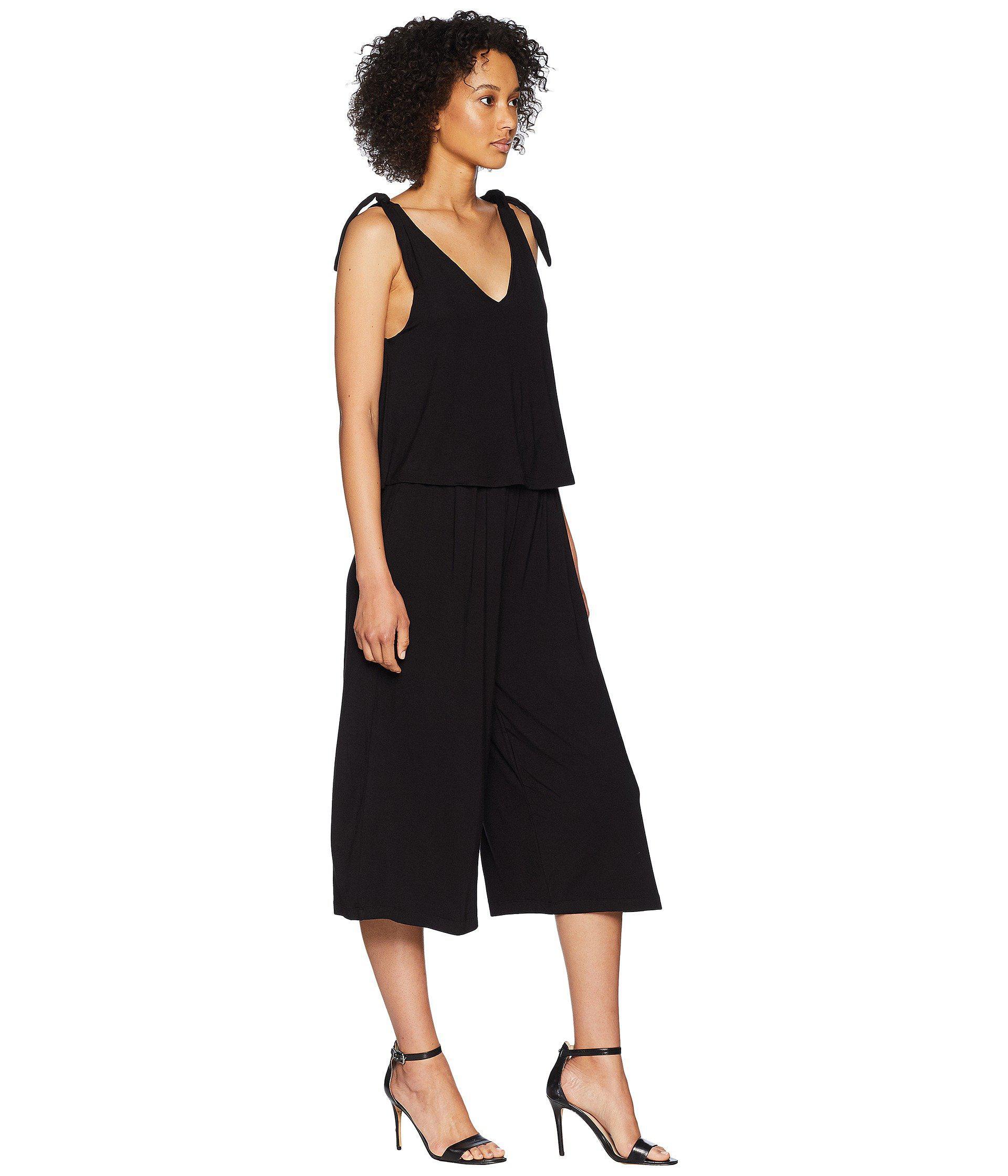 6a989fd5d16f7 ... Vicky Knit Jumpsuit (black) Women s Jumpsuit   Rompers One. View  fullscreen