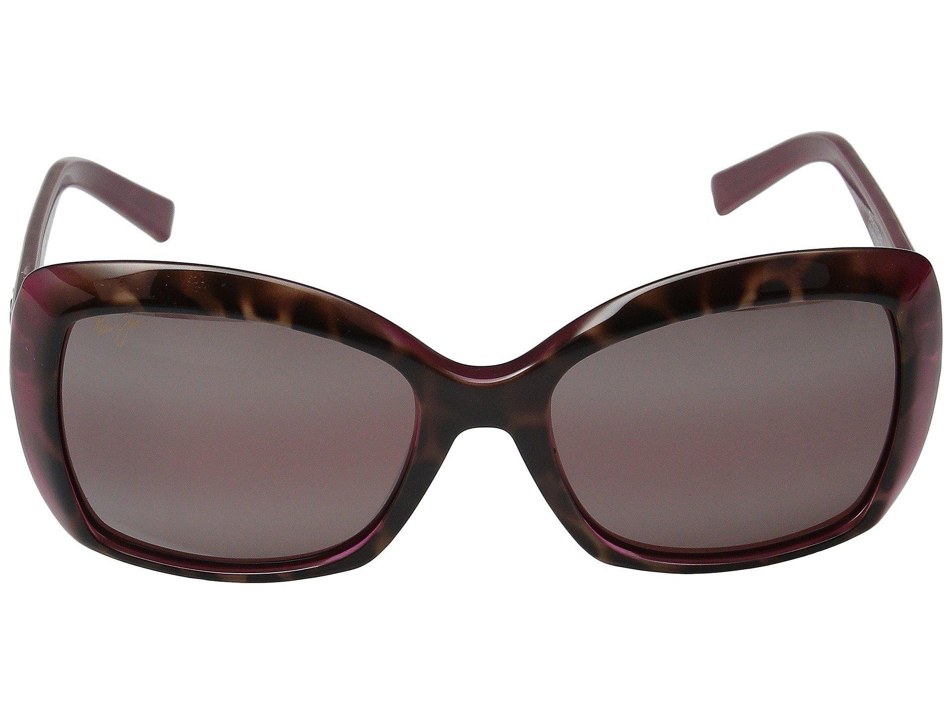 a8a0a74163d64 Maui Jim - Black Orchid (tortoise peacock hcl Bronze) Polarized Fashion  Sunglasses. View fullscreen