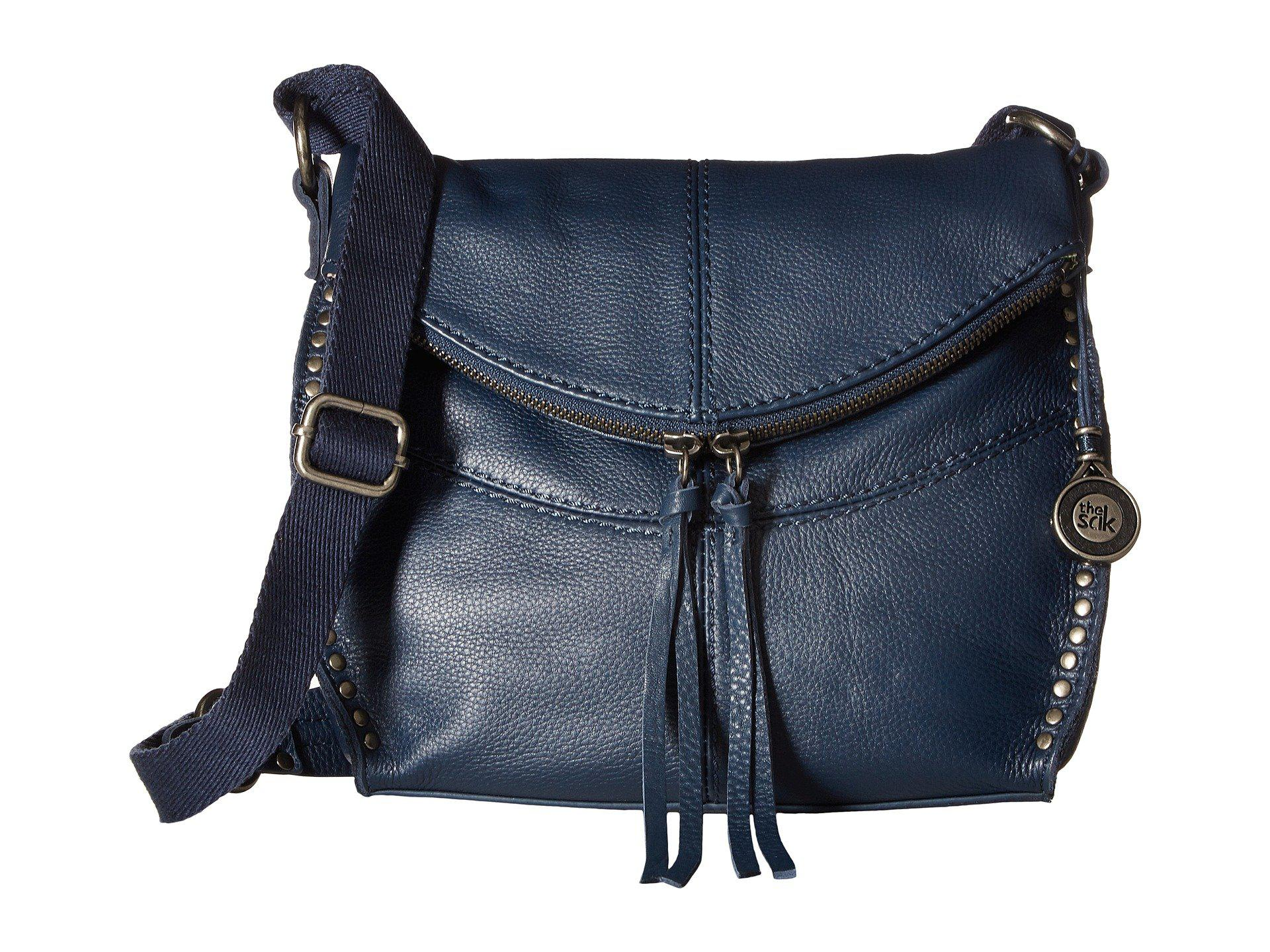 0252d09f00e6 Gallery. Previously sold at  Zappos · Women s Leather Messenger Bags ...