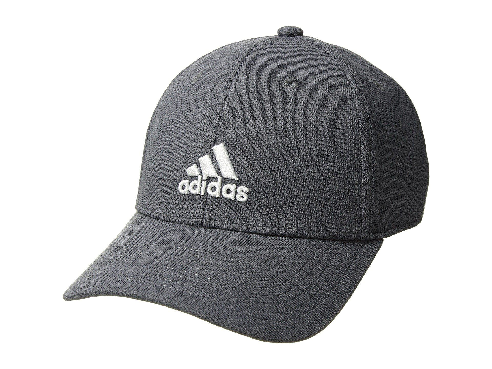 a2627985918 Lyst - Adidas Rucker Stretch Fit (collegiate Navy grey) Caps in Gray ...