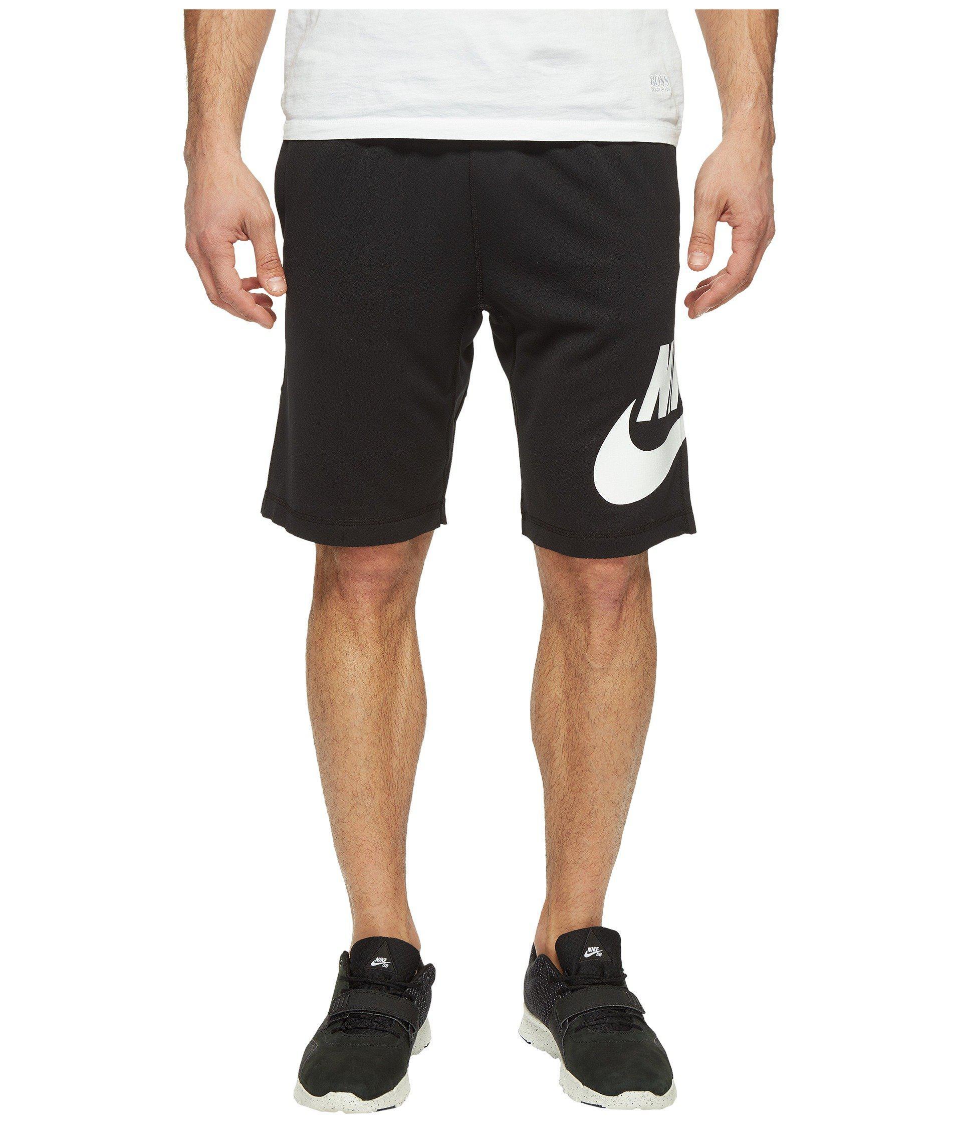 c08c18df4 Lyst - Nike Sb Dry Sunday Jagmo Shorts in Black for Men