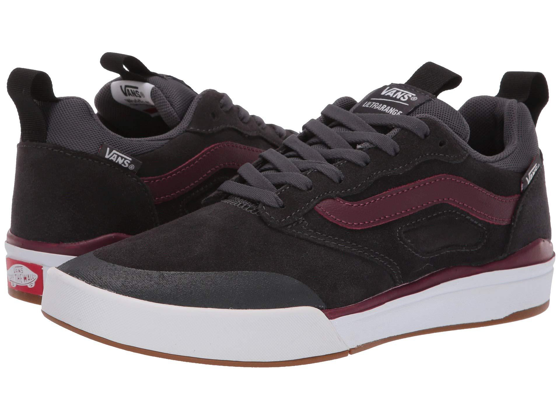 41db048326edbf Vans - Black Ultrarange Pro ((mesh) Asphalt port Royale) Men s Skate. View  fullscreen