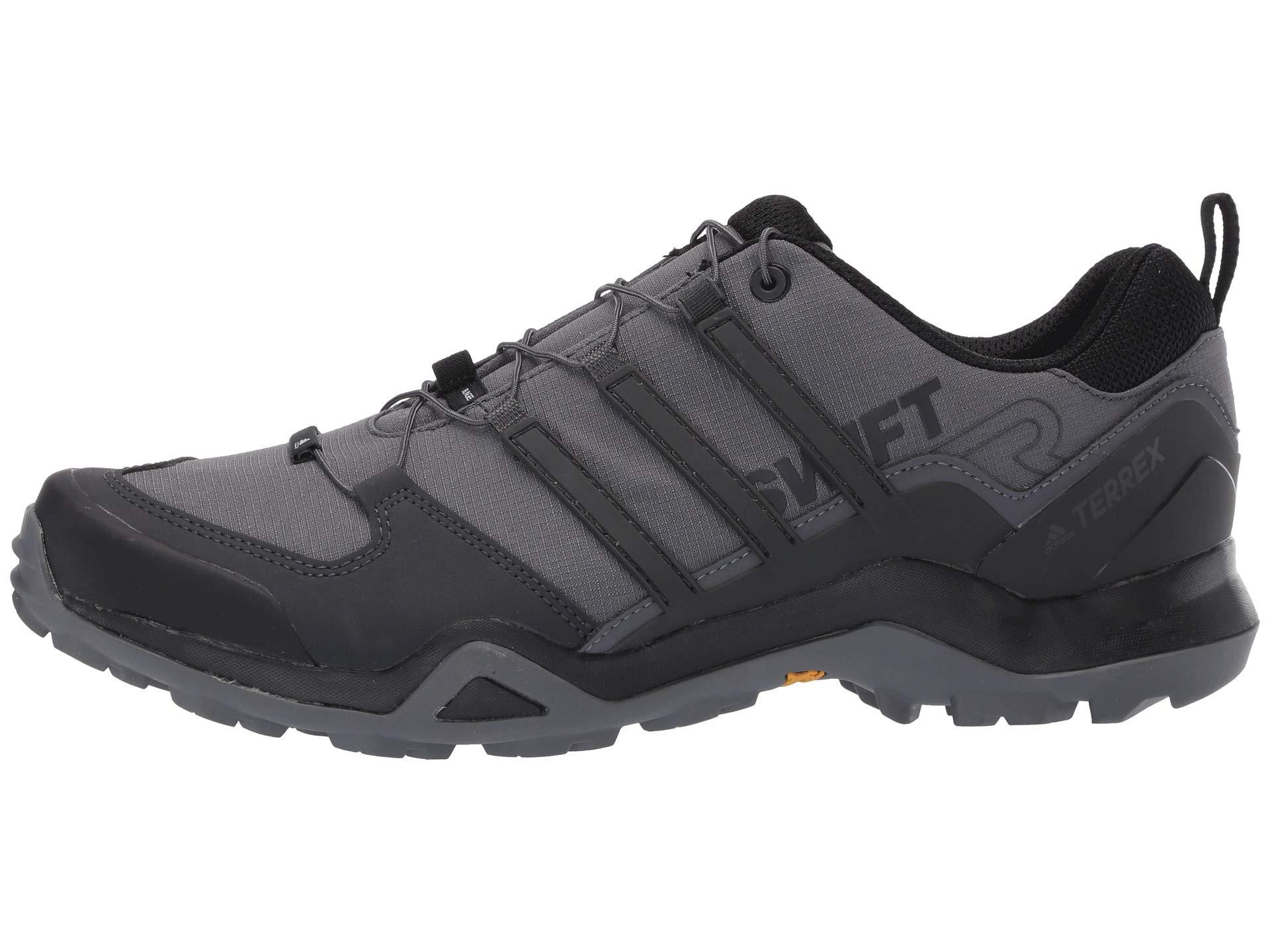 wholesale dealer ab17b a369d Lyst - adidas Originals Terrex Swift R2 (grey Six carbon grey Five) Men s  Climbing Shoes in Black for Men