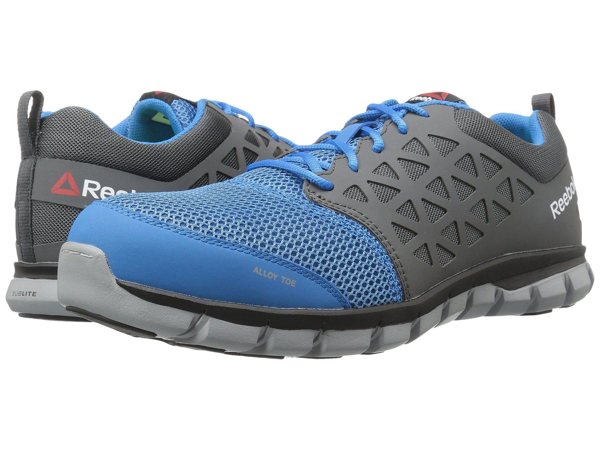 e9d92a03ee8 Lyst - Reebok Sublite Cushion Work for Men - Save 20%