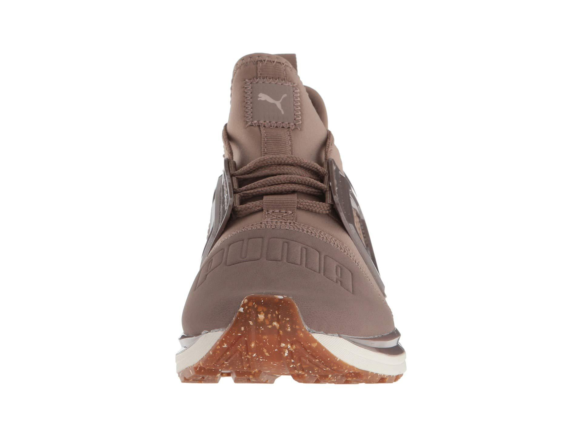 dd58ff64b262f4 Lyst - PUMA Ignite Limitless 2 Crafted (taupe Gray rose Gold ...