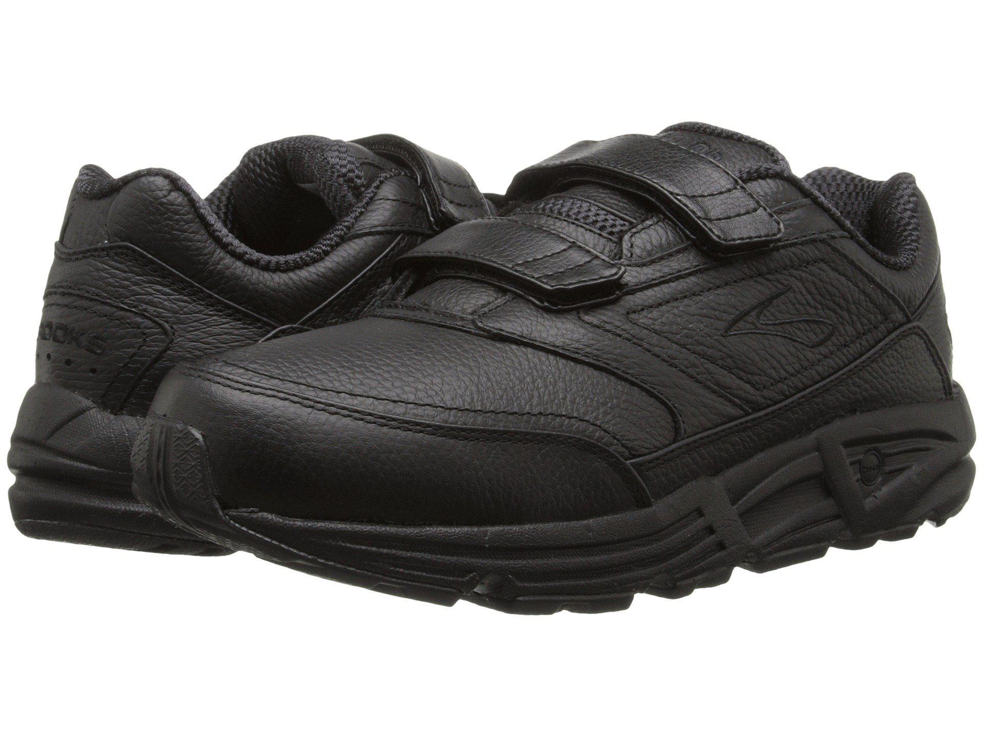 59a4b33637c Lyst - Brooks Addictiontm Walker V-strap (black) Men s Walking Shoes ...