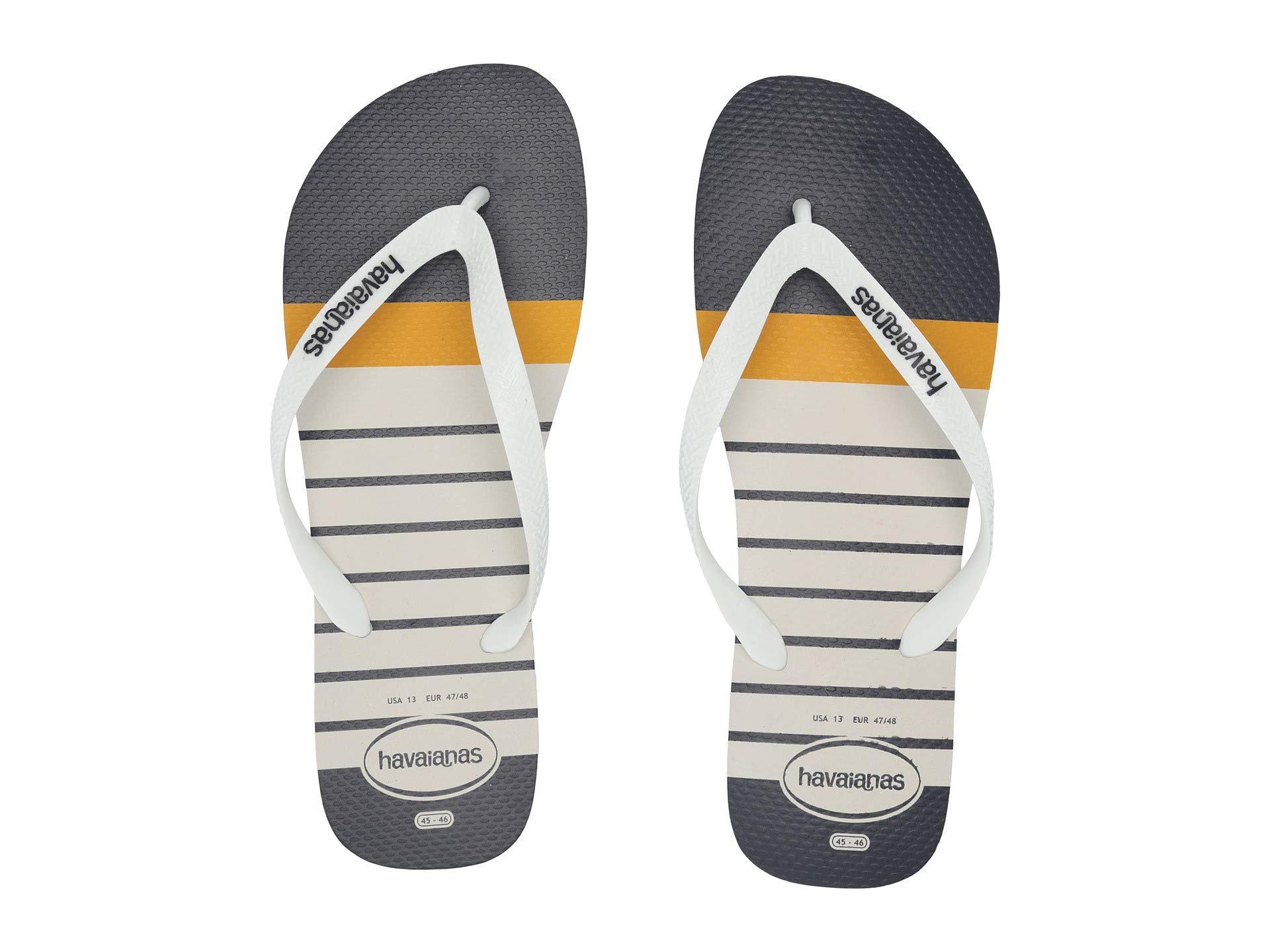 f9a3dc2c6 Havaianas - Top Nautical Flip-flops (navy Blue navy Blue) Men s Sandals.  View fullscreen
