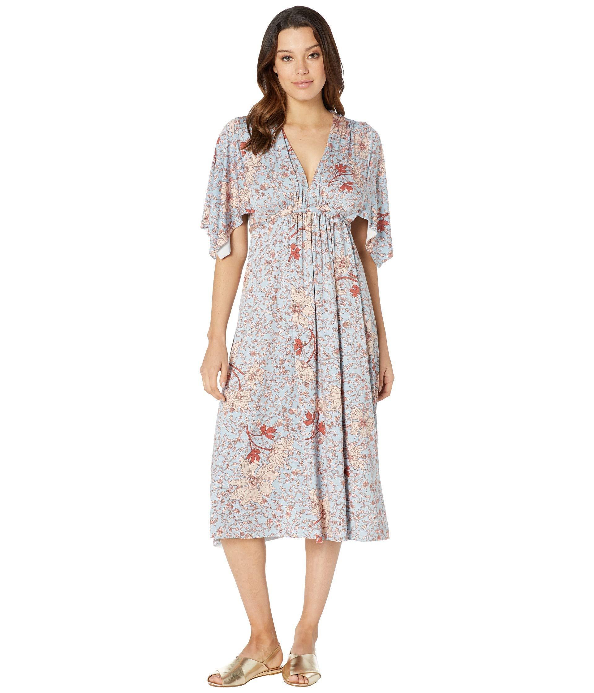681eb3719a4e0 Lyst - Rachel Pally Mid-length Caftan Dress (striped Lily) Women's Dress