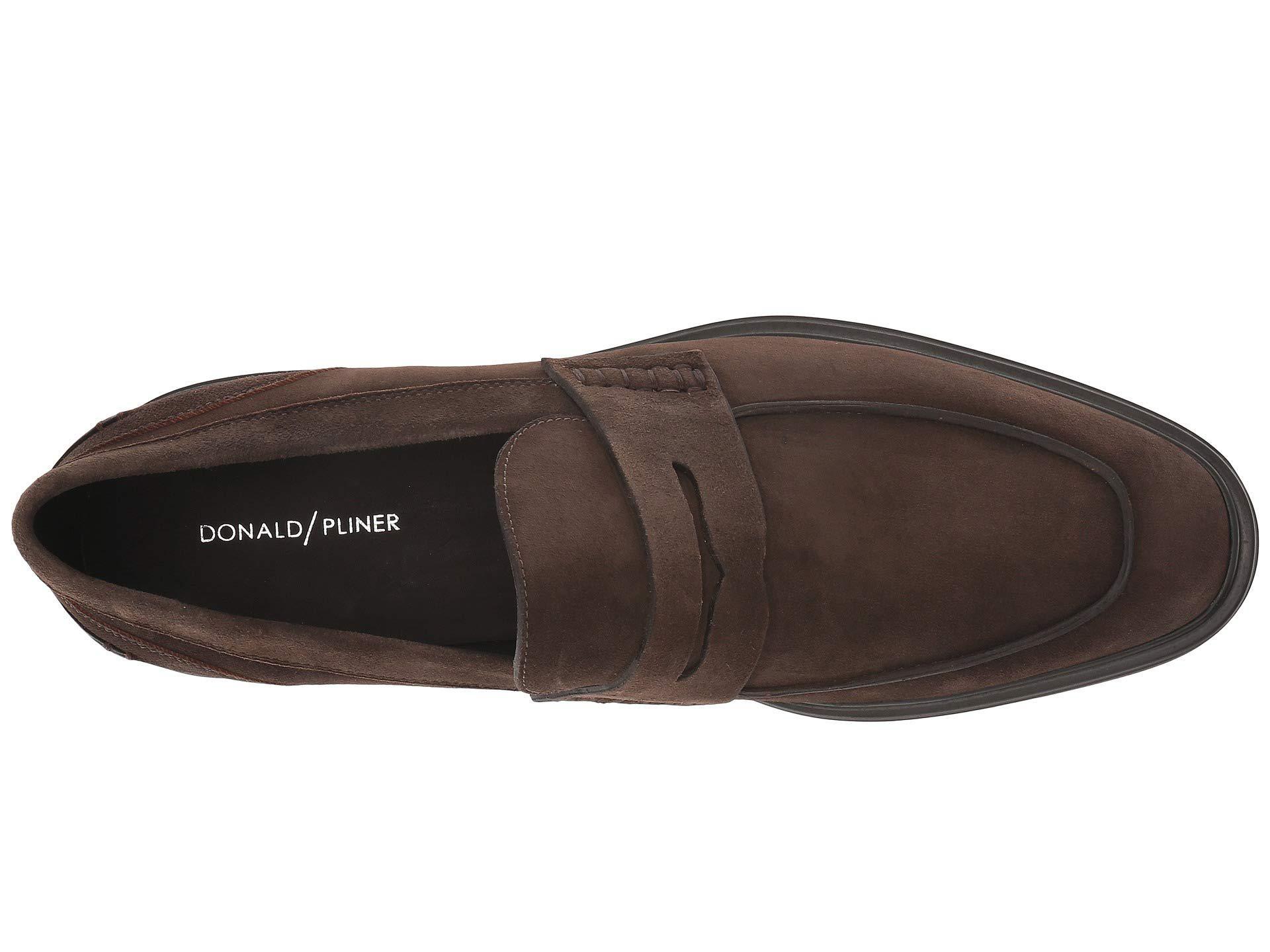 5451734a70c Donald J Pliner - Brown Edmund (expresso Washed Suede) Men s Shoes for Men  -. View fullscreen