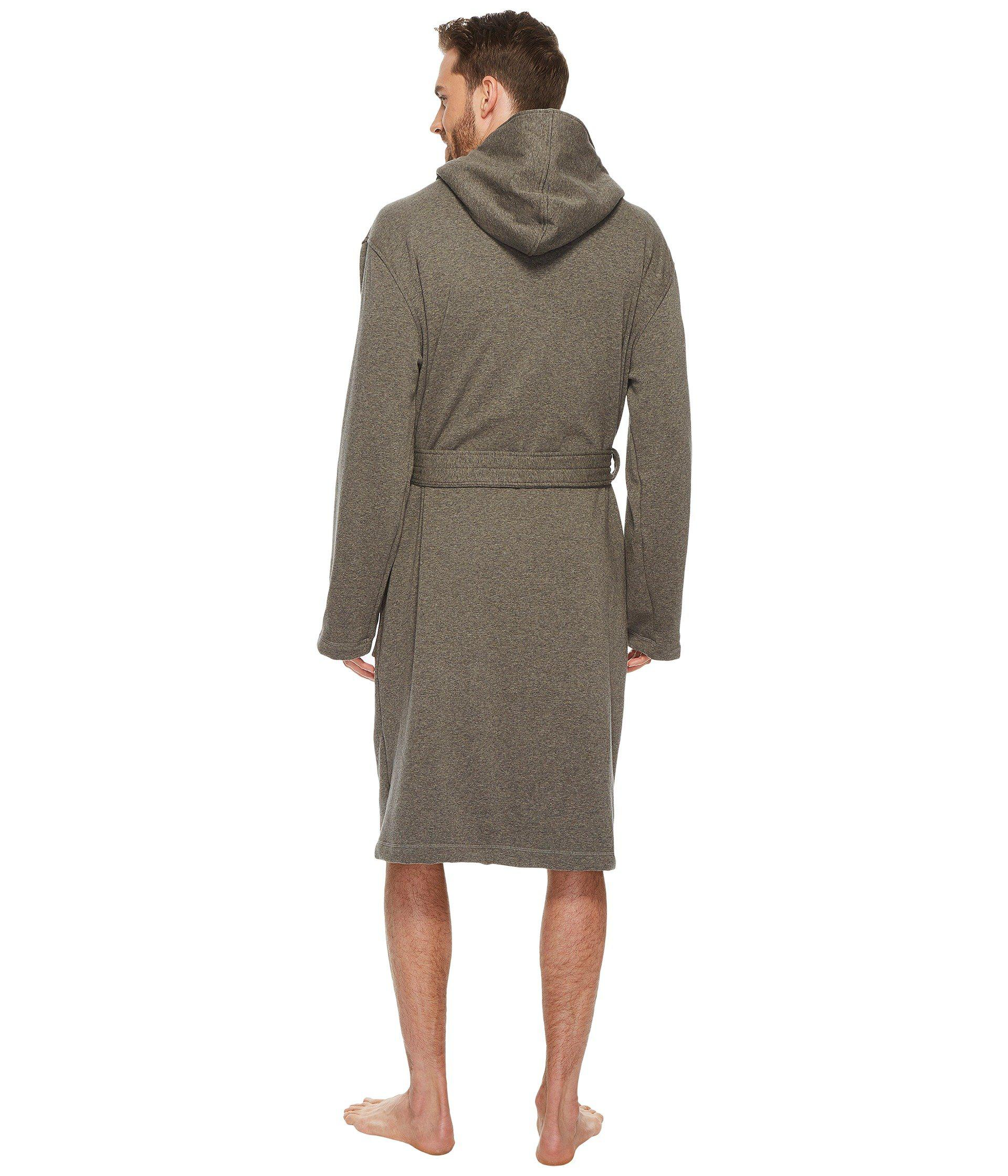 fba49fe54c Lyst - UGG Brunswick Robe (rock Ridge Heather) Men s Robe for Men