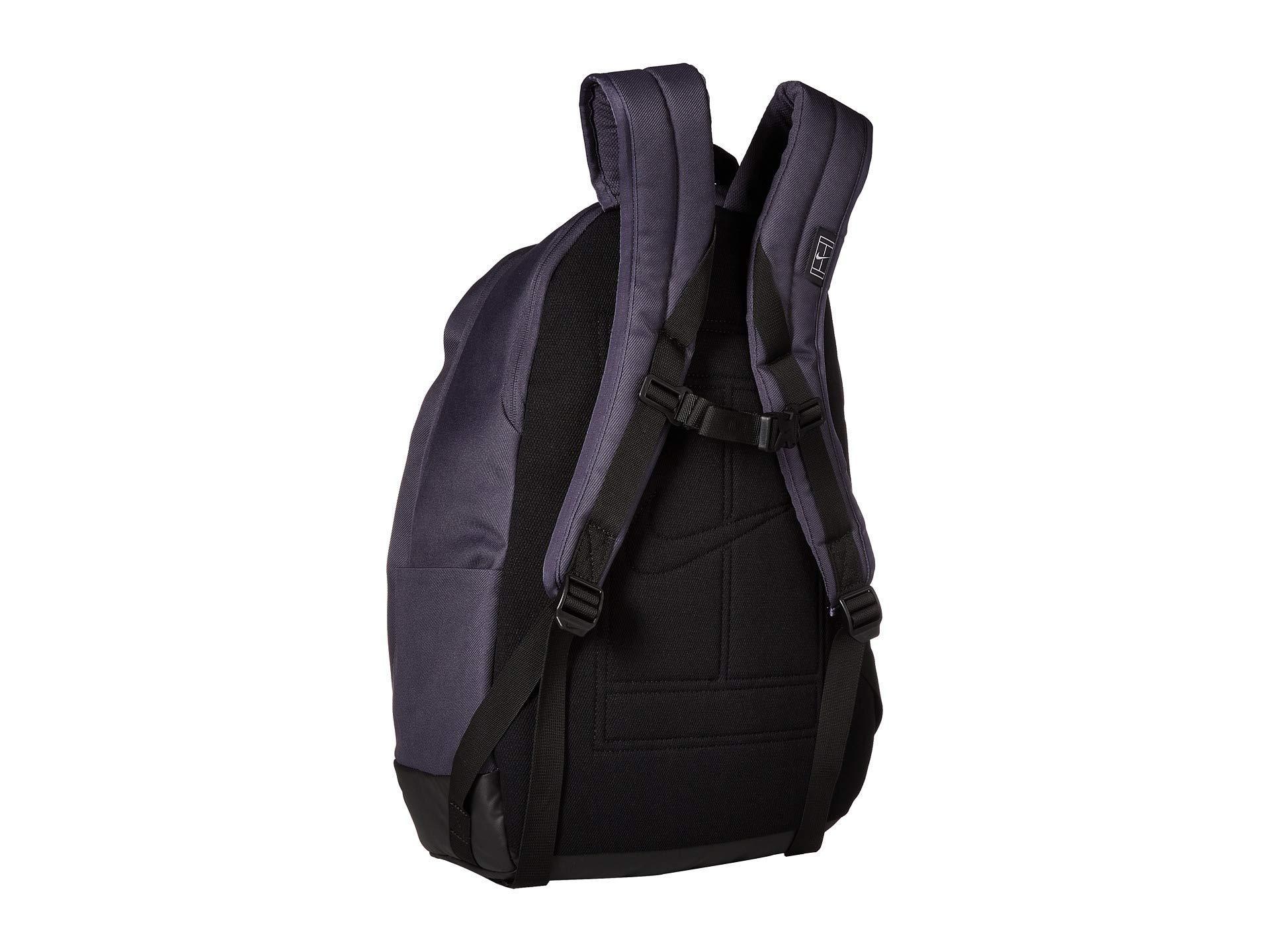 Lyst - Nike Court Advantage Tennis Backpack (black black anthracite ... f493d258ab0bd