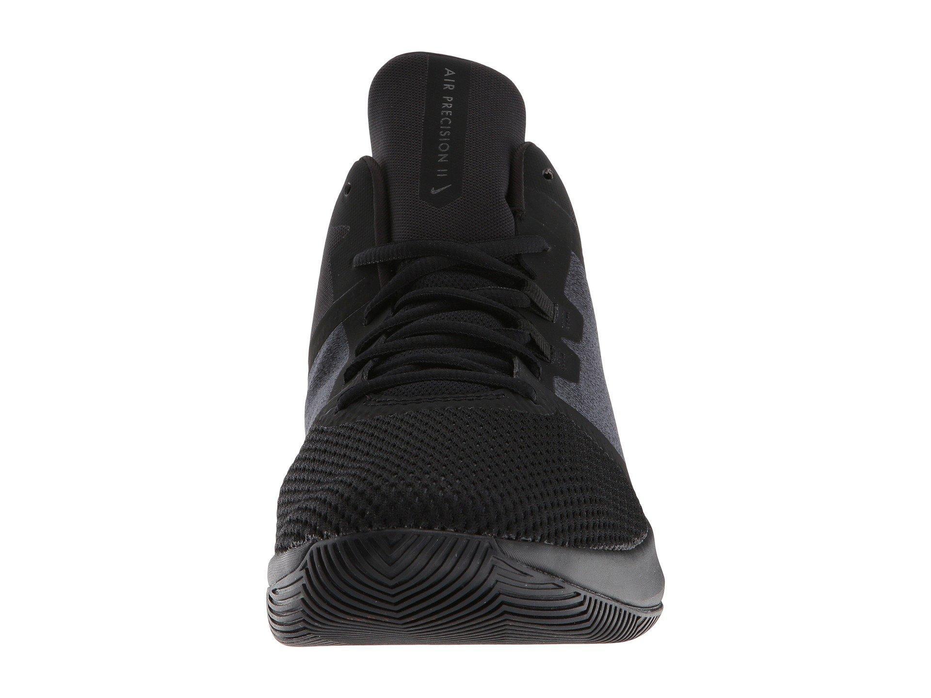new concept 02c31 70422 Nike Air Precision Ii (black dark Stucco cargo Khaki sequoia) Men s ...