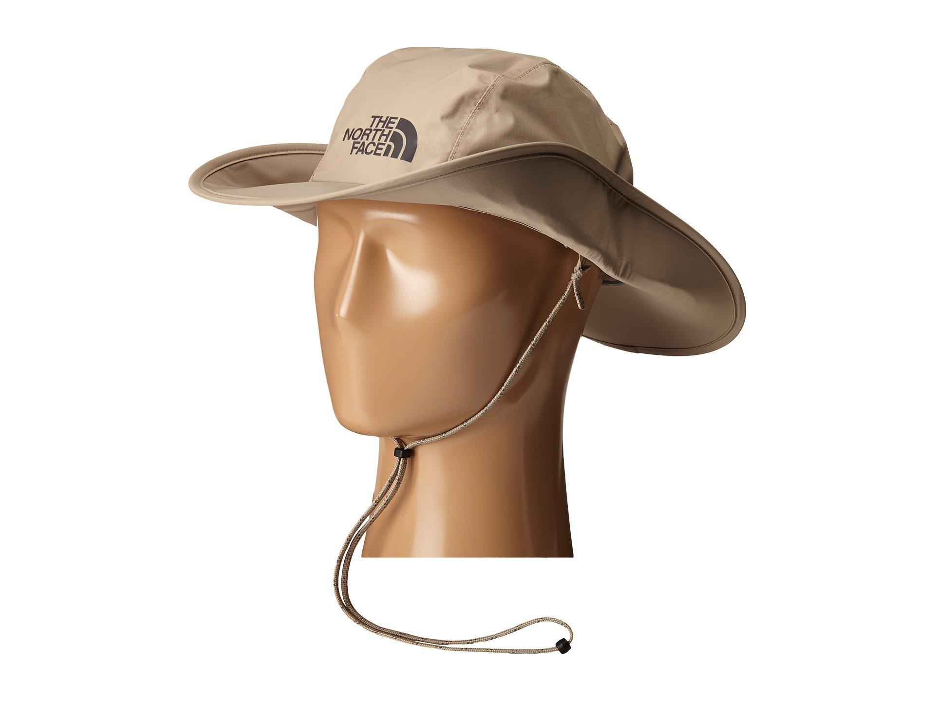 c46bedbd4fd Lyst - The North Face Dryvent Hiker Hat in Natural for Men