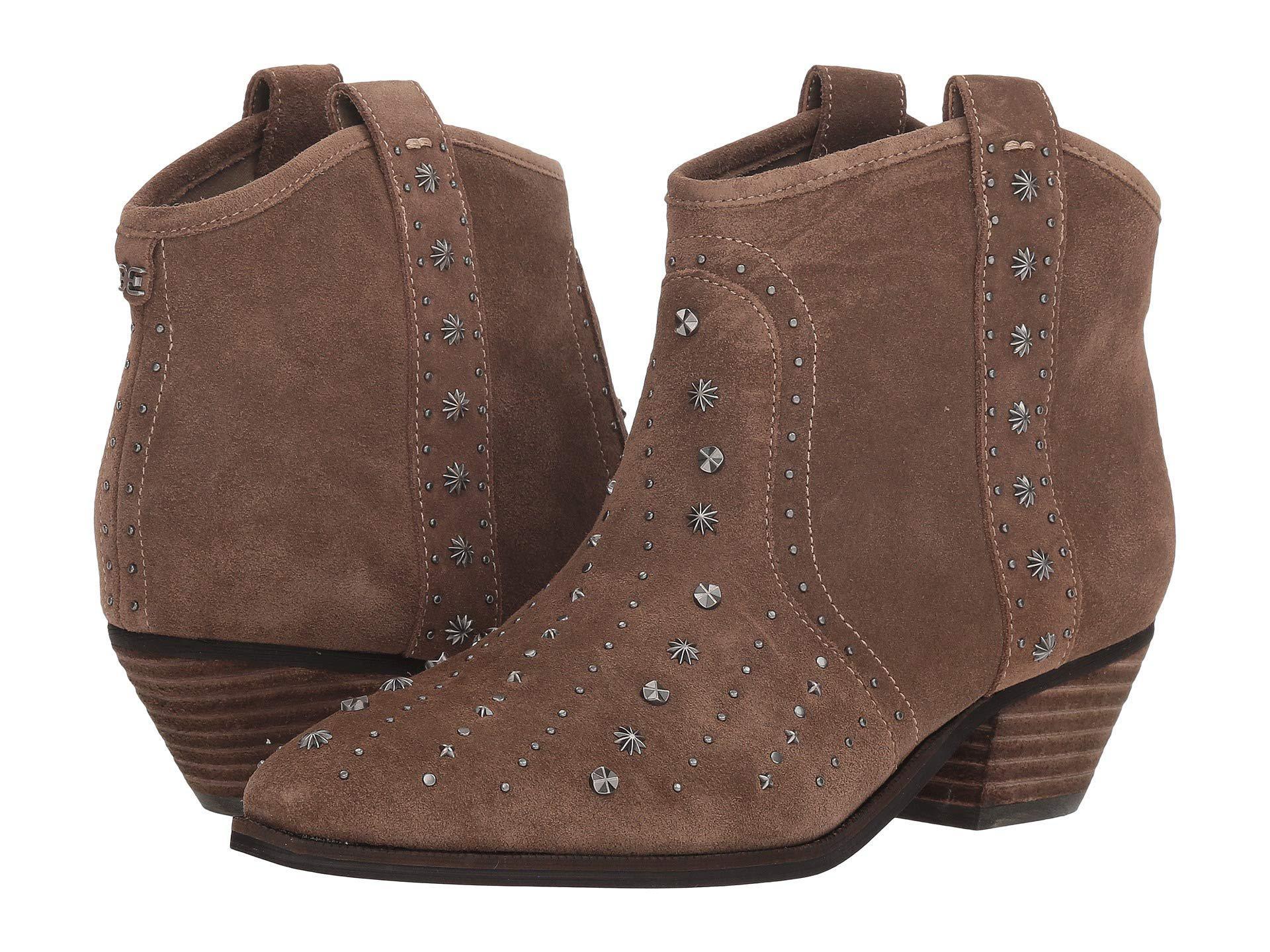 7b03cf8da8d6a1 Sam Edelman. Brown Brian (dark Taupe Velutto Suede Leather) Women s Shoes