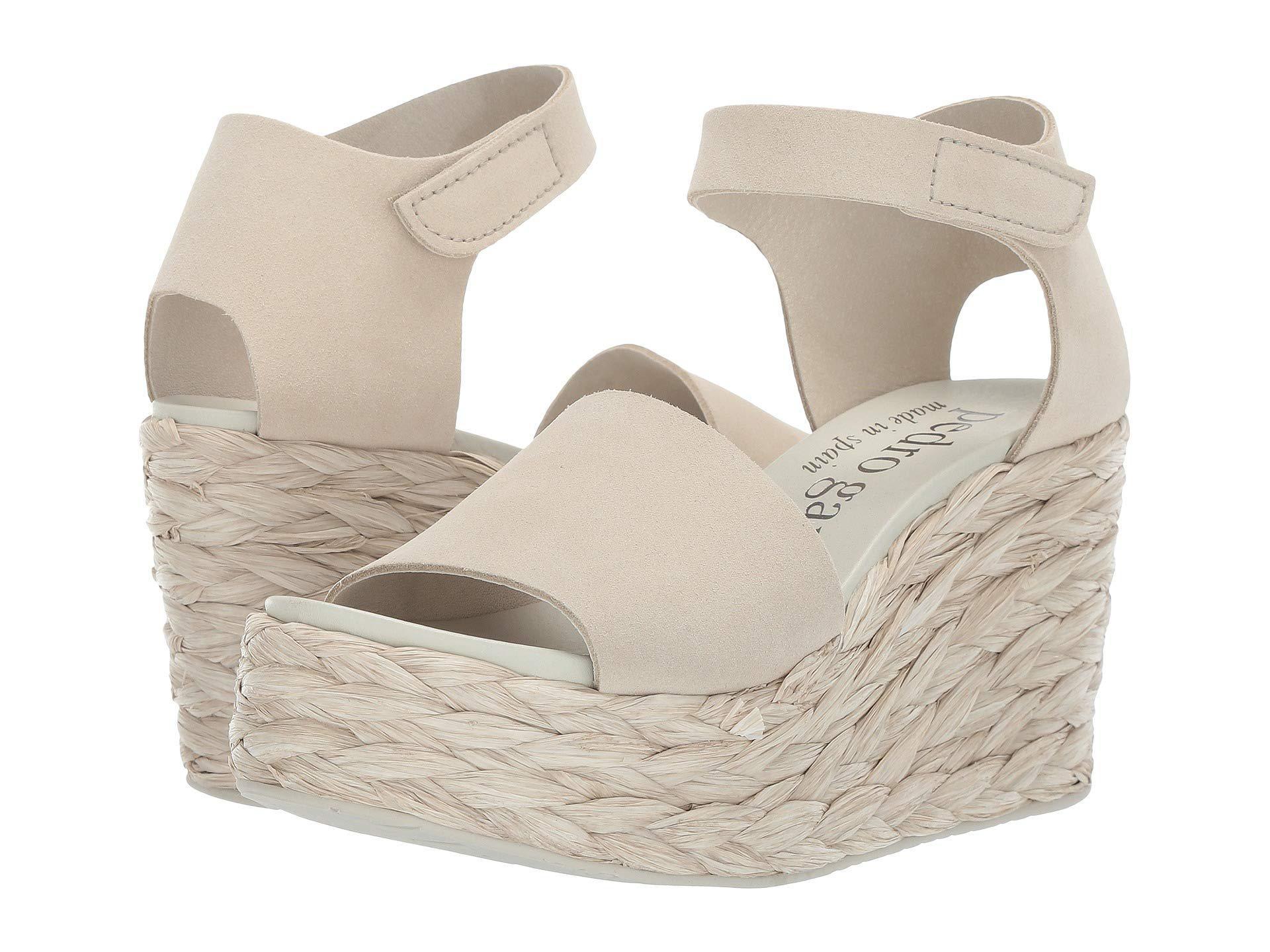 a3f23ca1752 Lyst - Pedro Garcia Dory (nacre Castoro) Women s Shoes