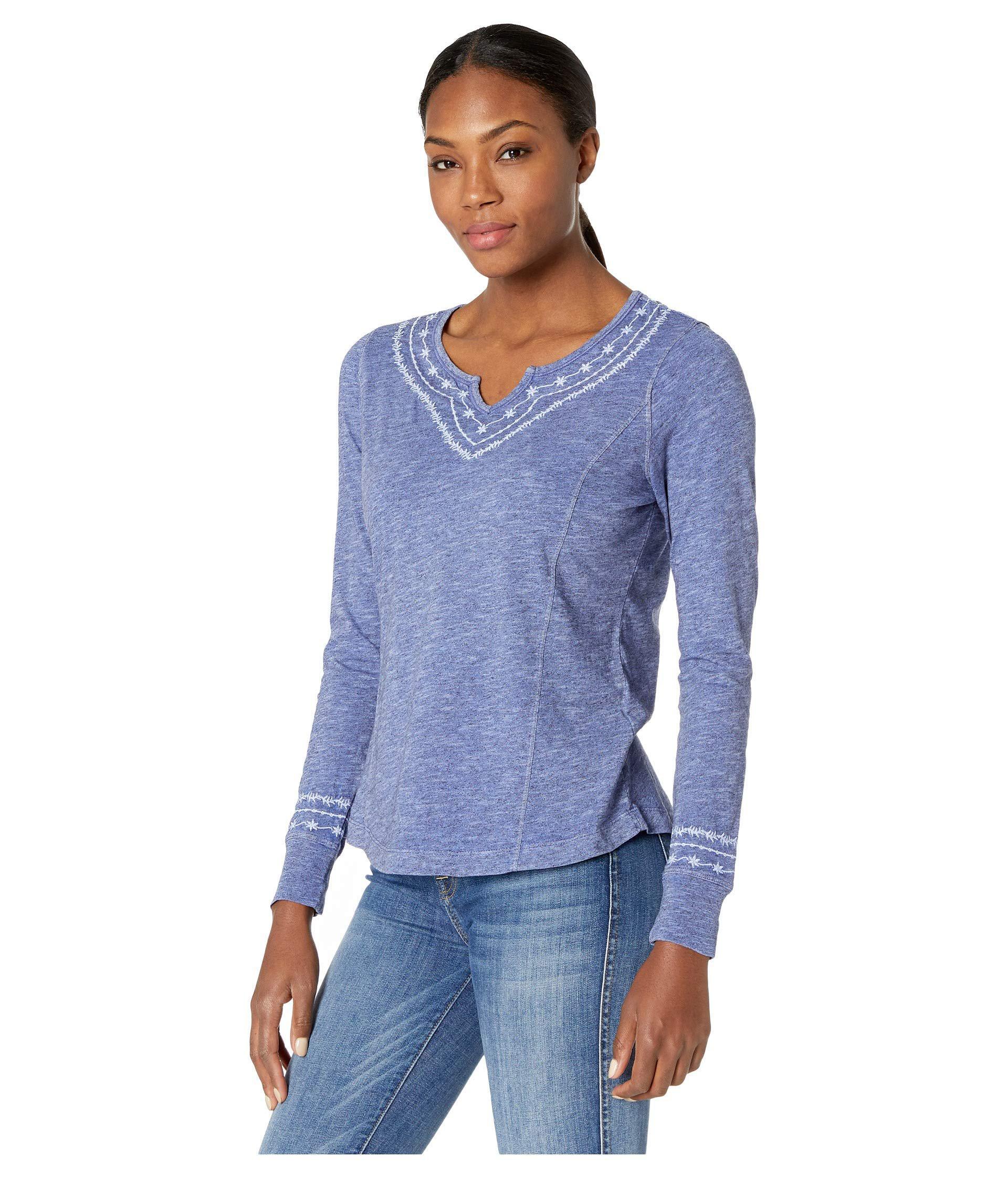 6a9b72c009f Ice Blue Womens Shirt