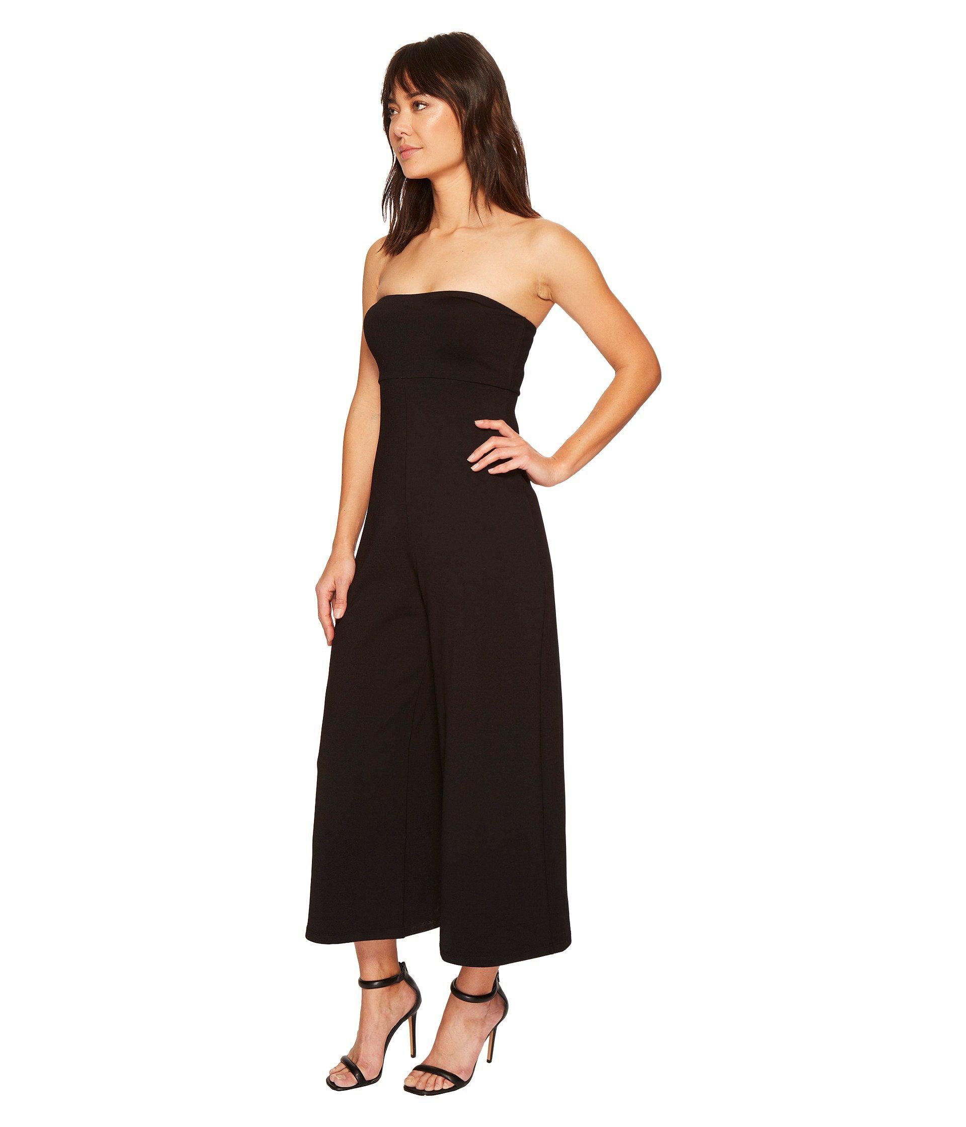 d41e2f07253b Lyst - Susana Monaco Aimee Jumpsuit (black) Women s Jumpsuit   Rompers One  Piece in Black