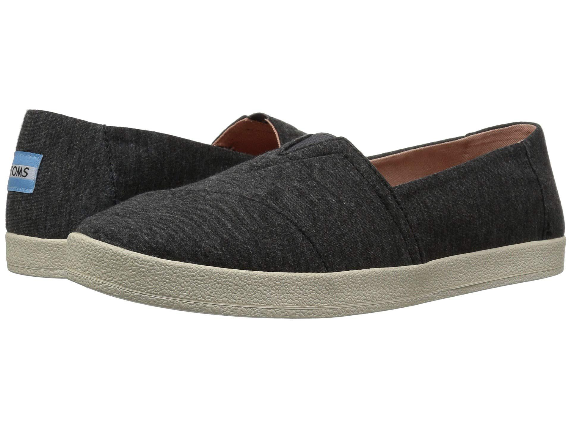 694eee6fe30 Lyst - TOMS Avalon (bloom Slubby Cotton) Women s Shoes