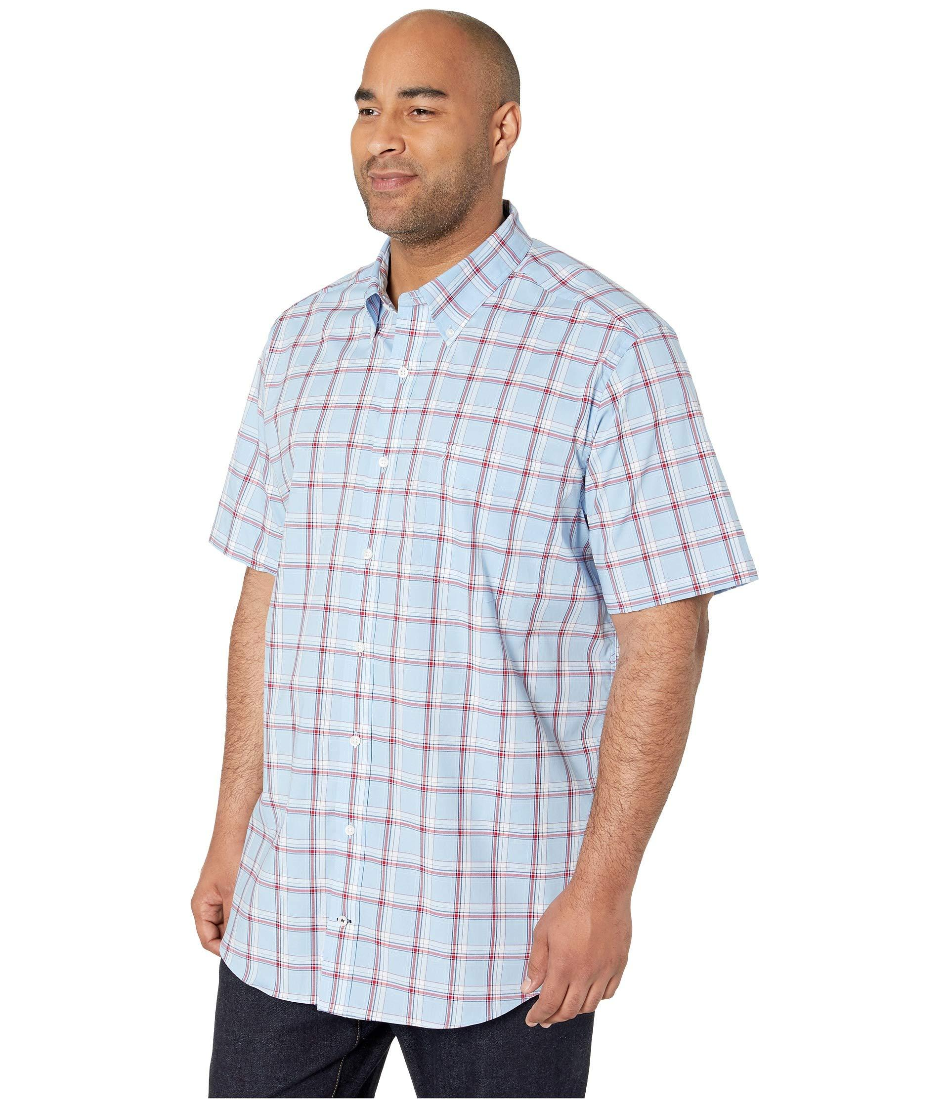 33b392adf38a18 Mens Short Sleeve Dress Shirts Big And Tall | Azərbaycan Dillər ...