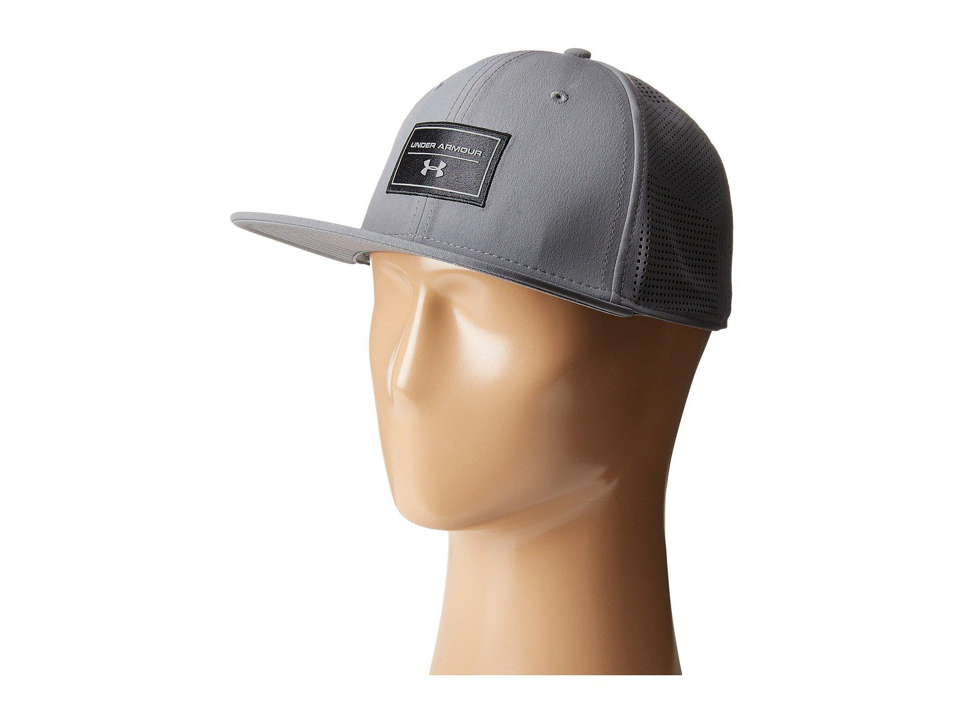 Lyst - Under Armour Ua Supervent Fb Hat for Men 3f4388edcad