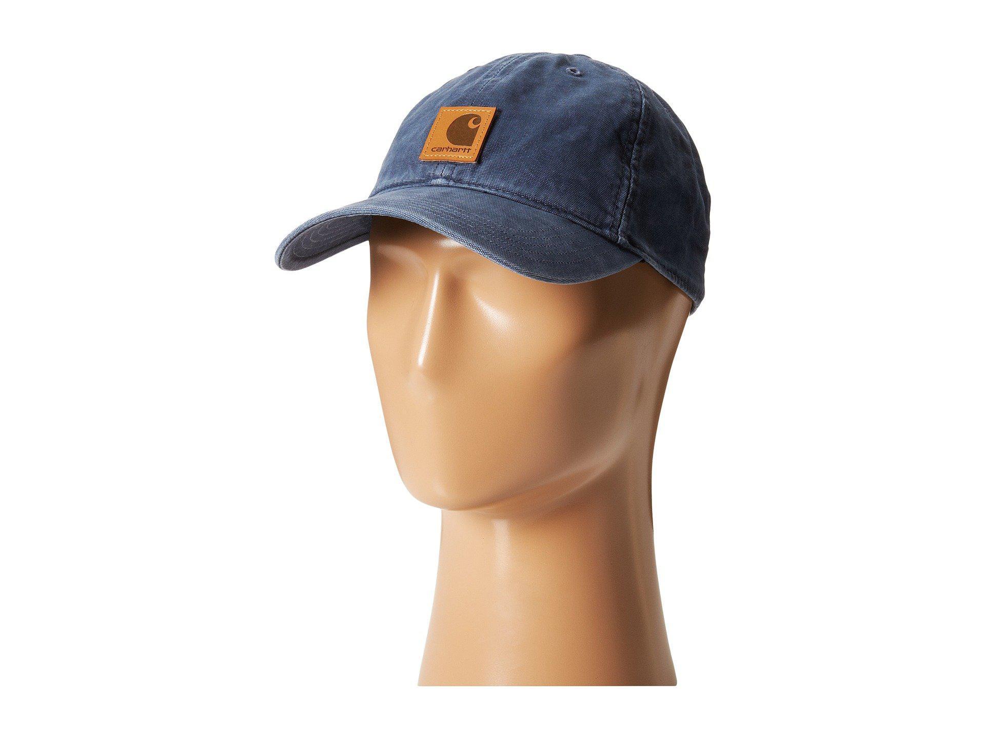 0133fc78548 Lyst - Carhartt Odessa Cap (black) Baseball Caps in Blue for Men