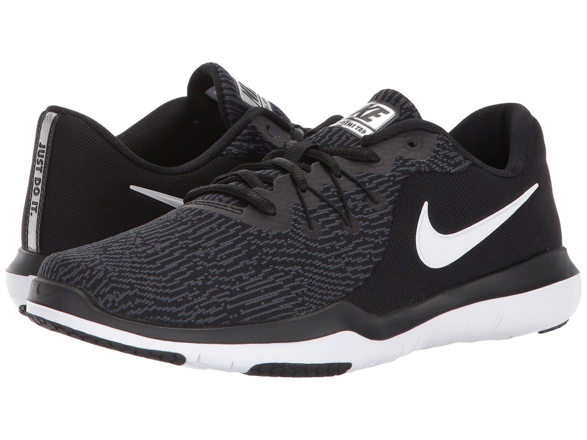 3f11d7aa3 Lyst - Nike Flex Supreme Tr 6 Training (black black anthracite ...