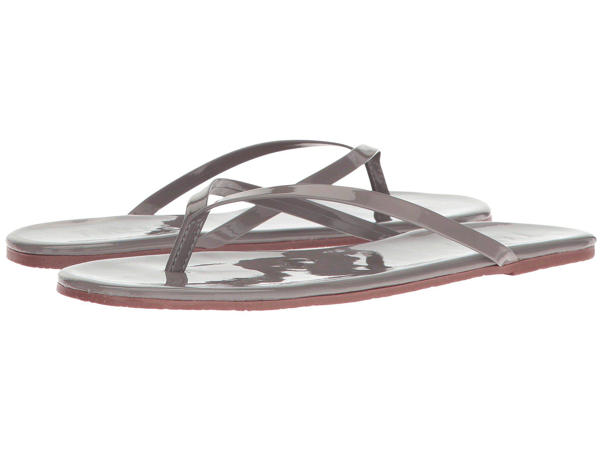 af01d0c83 Lyst - TKEES Glosses (sweet Smoke) Women s Sandals