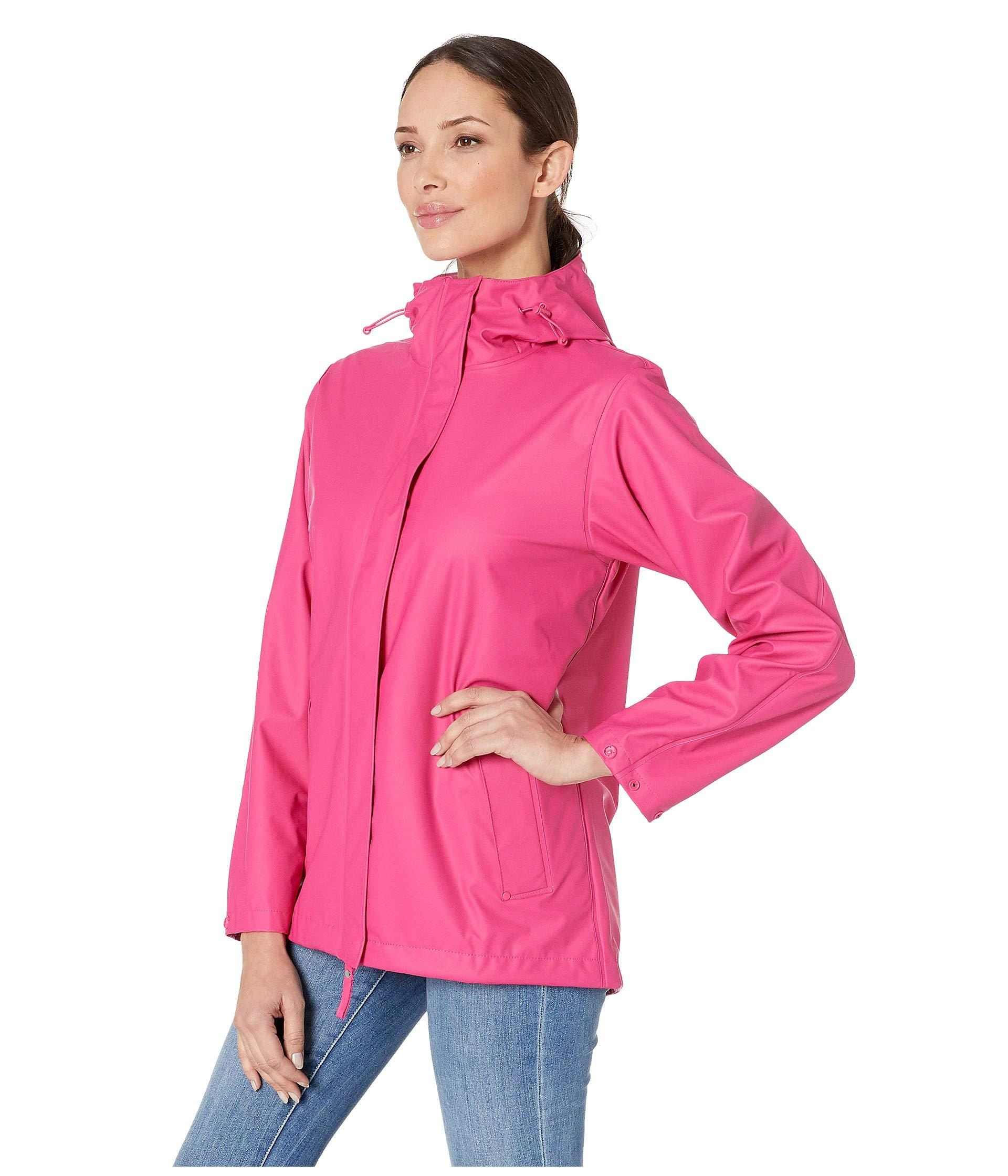 5fb36c20 Helly Hansen Moss Jacket (dragon Fruit) Women's Coat in Pink - Lyst