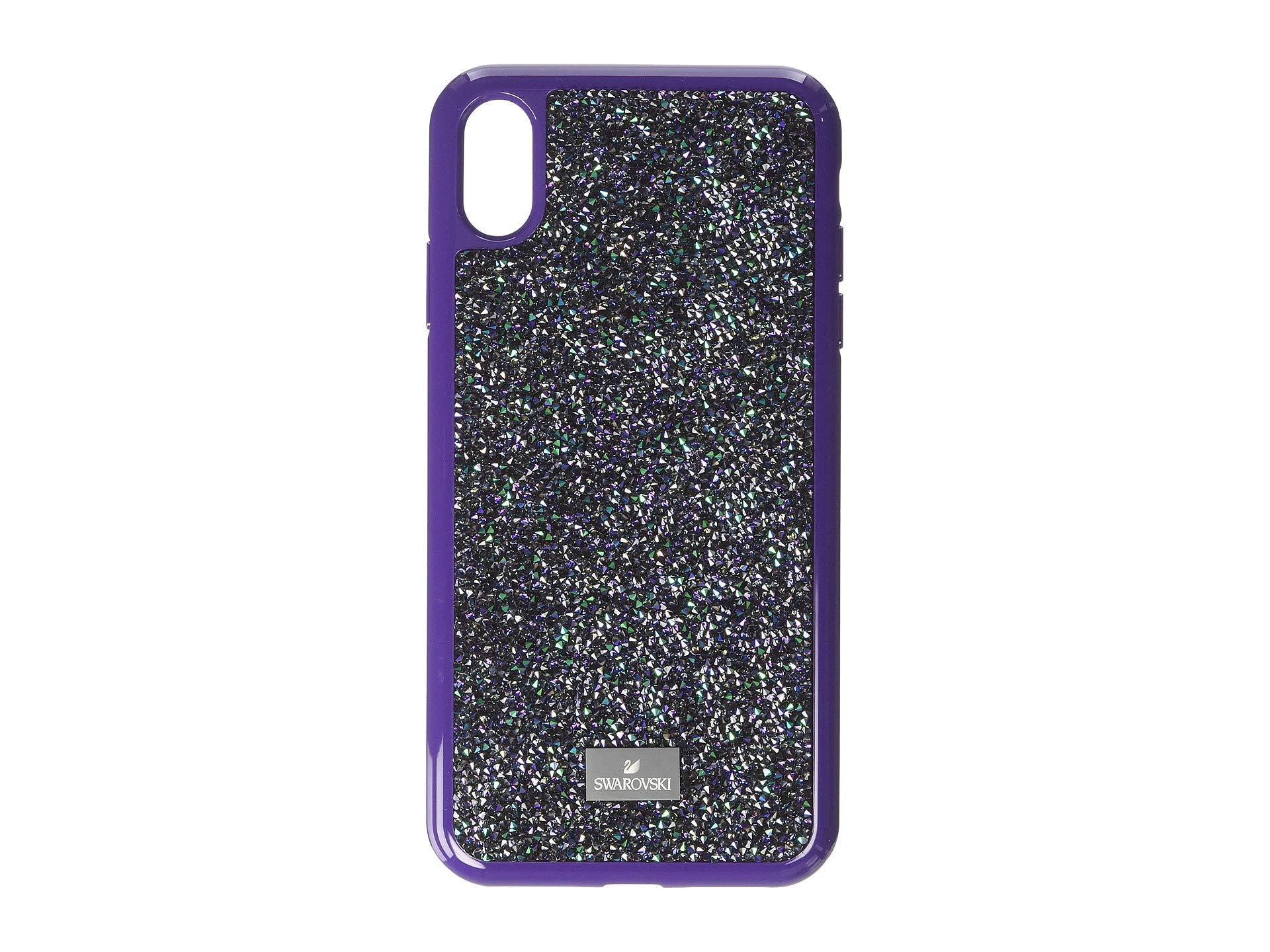 beb2dc56bbcd6e Lyst - Swarovski Glam Rock Smartphone Case With Bumper