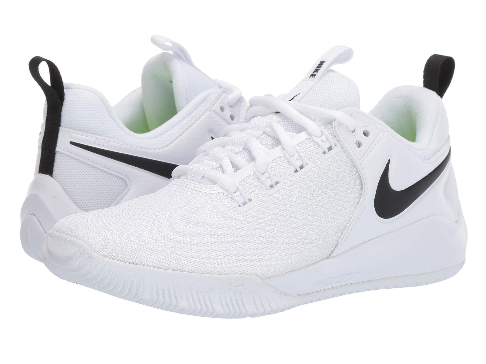 the latest a0317 44056 Nike Zoom Hyperace 2 (white black) Women s Cross Training Shoes in ...