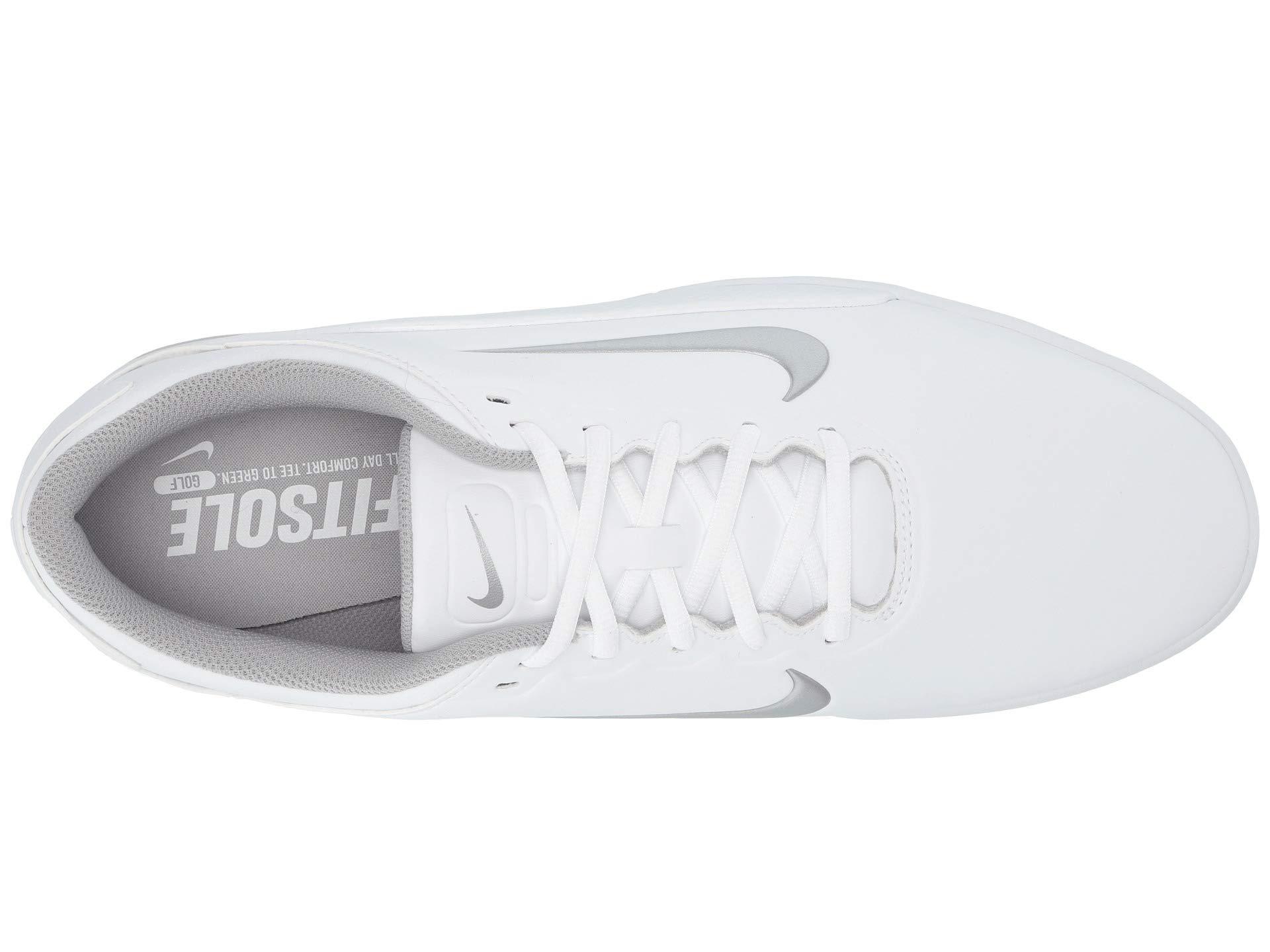 db11d3cbcbb Nike - Vapor (white metallic Silver pure Platinum) Men s Golf Shoes for.  View fullscreen