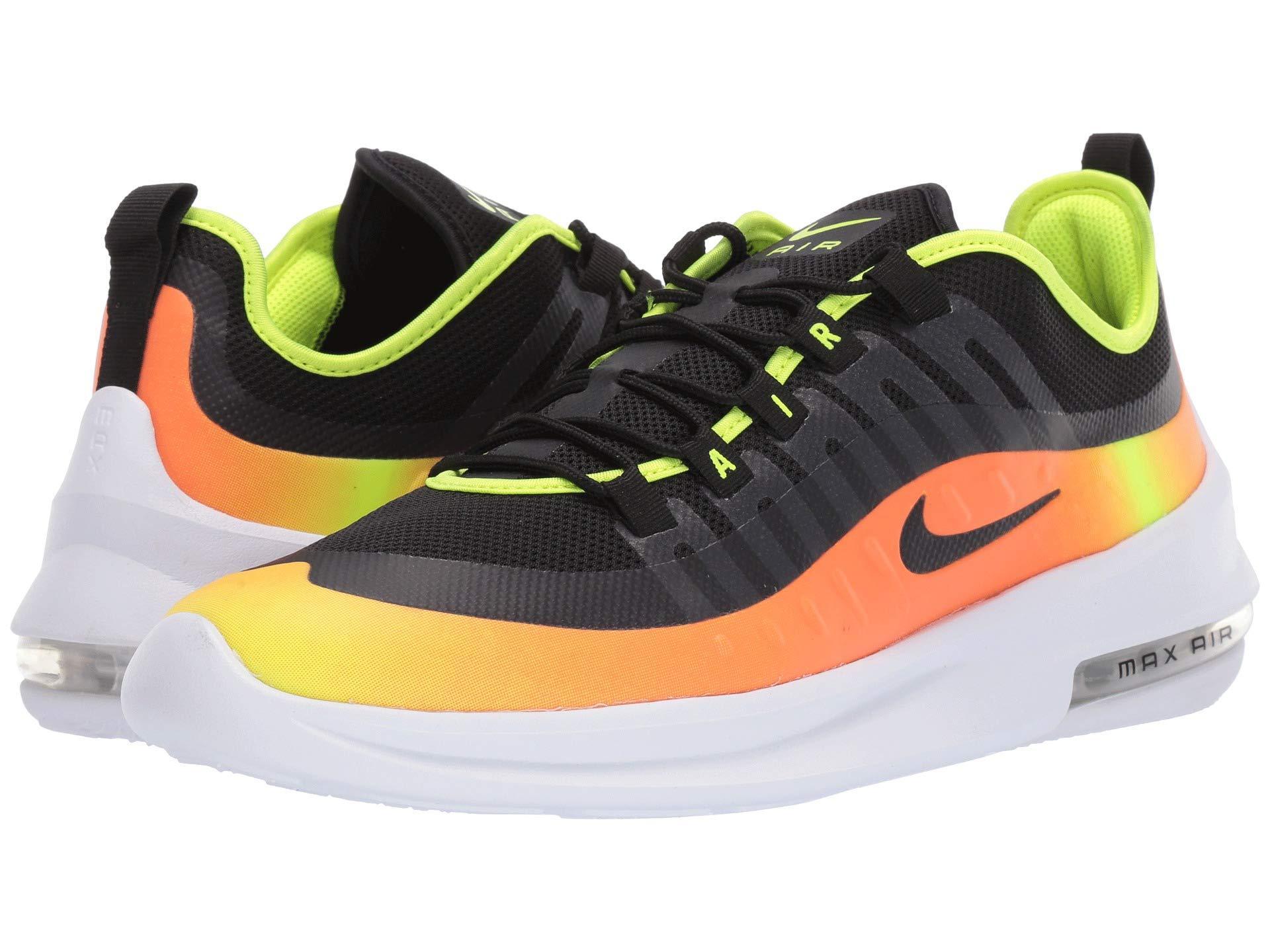 huge discount 824b4 01b84 Nike - Air Max Axis Premium (black black volt total Orange). View fullscreen