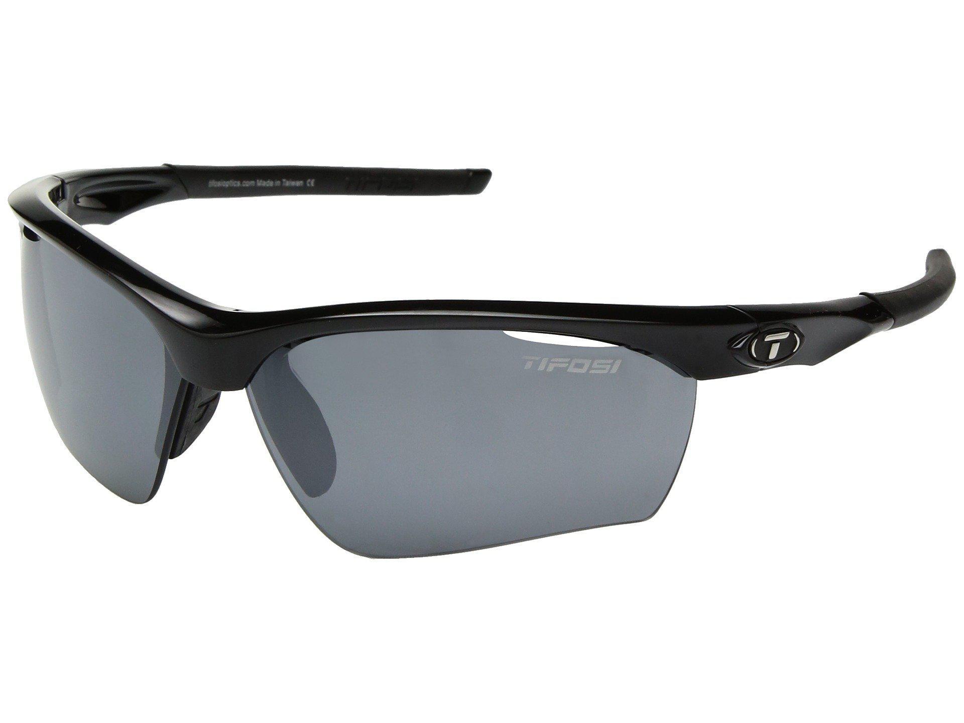3ba6d46a9f Tifosi Optics. Men s Vero (gloss Black smoke gt ec Lens) Athletic  Performance Sport Sunglasses
