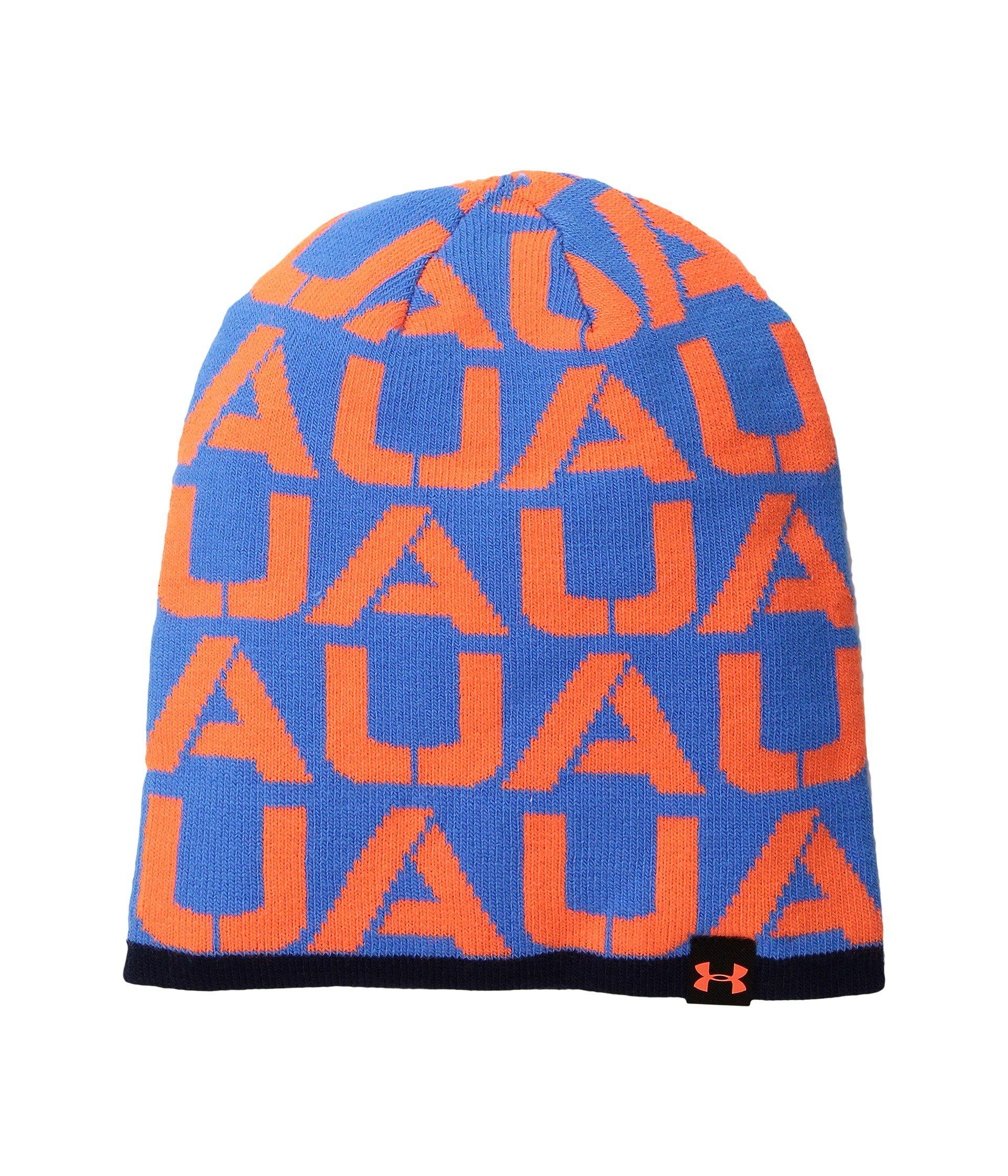Lyst - Under Armour 4-in-1 Beanie (youth) in Blue for Men 1e0c96fb45ee