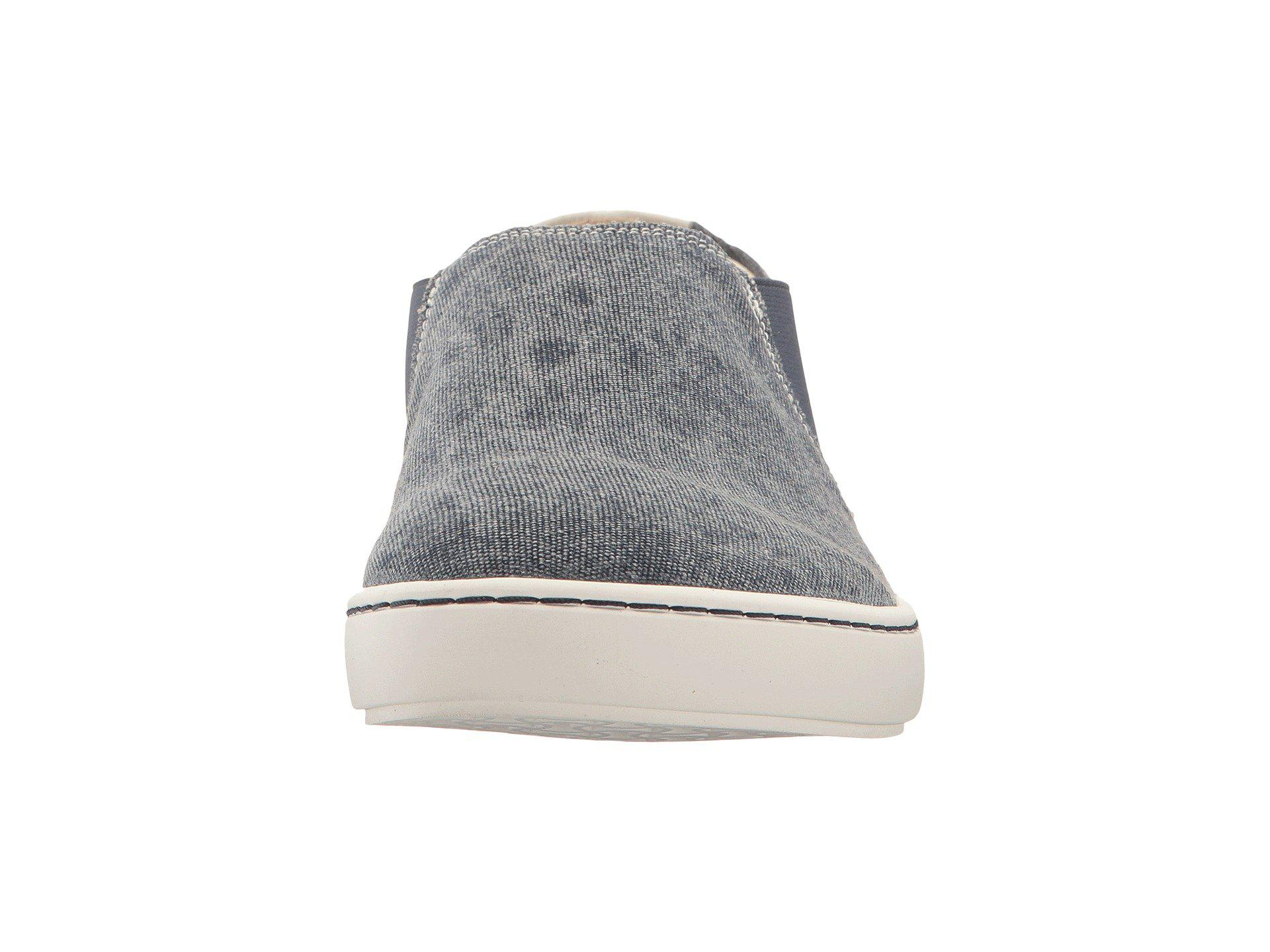 c41fcabb7d77 Birkenstock - Blue Barrie (sand Canvas) Women s Shoes - Lyst. View  fullscreen