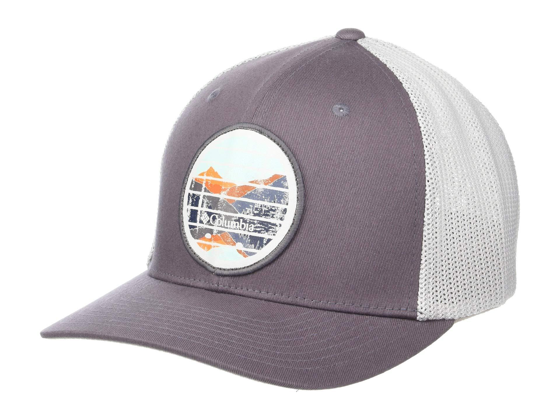 6e17ce99fb92a Lyst - Columbia Trail Ethostm Mesh Hat (mineshaft mountains Patch ...