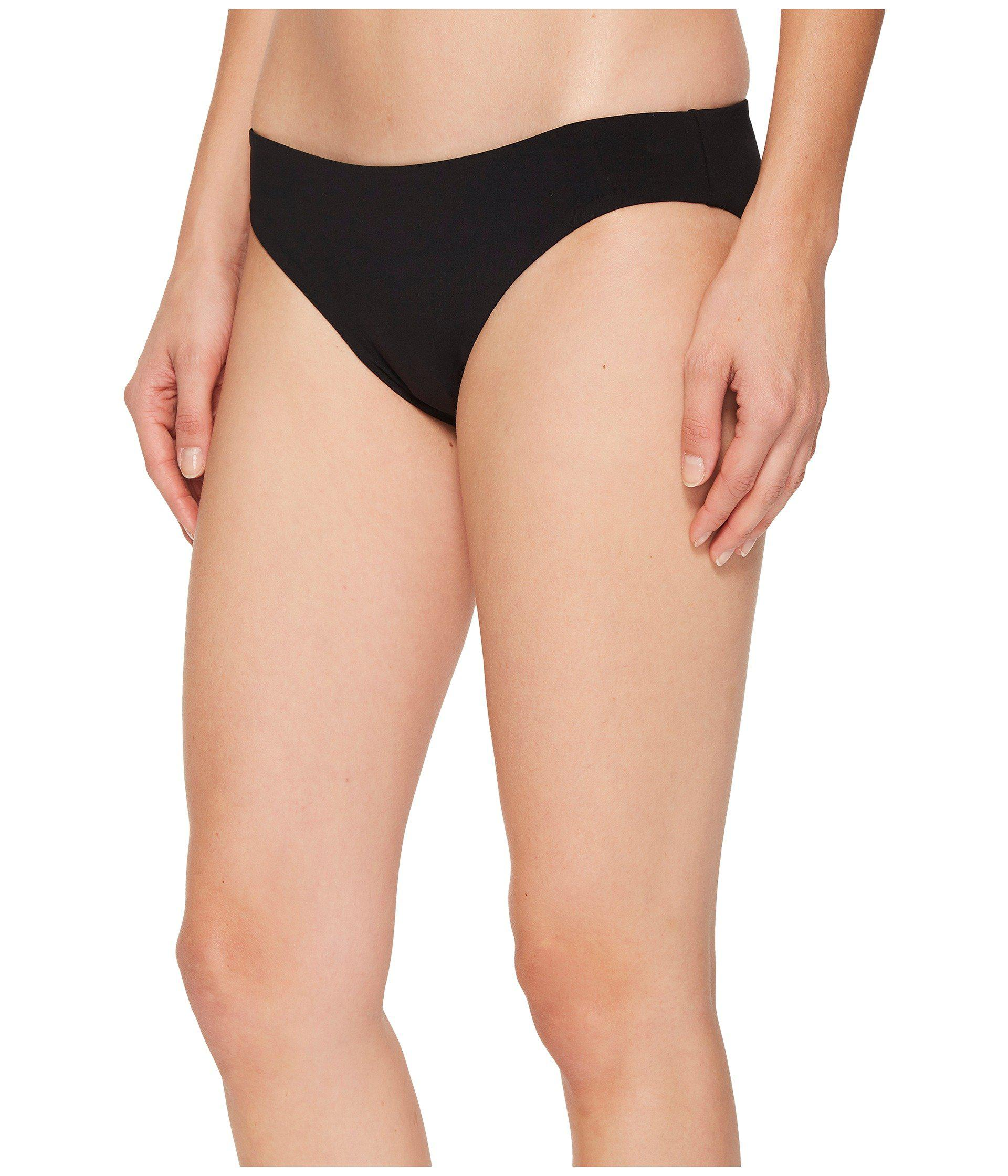5a025a2383781 Lyst - Seafolly Active Hipster Pants (plum) Women's Swimwear in Black