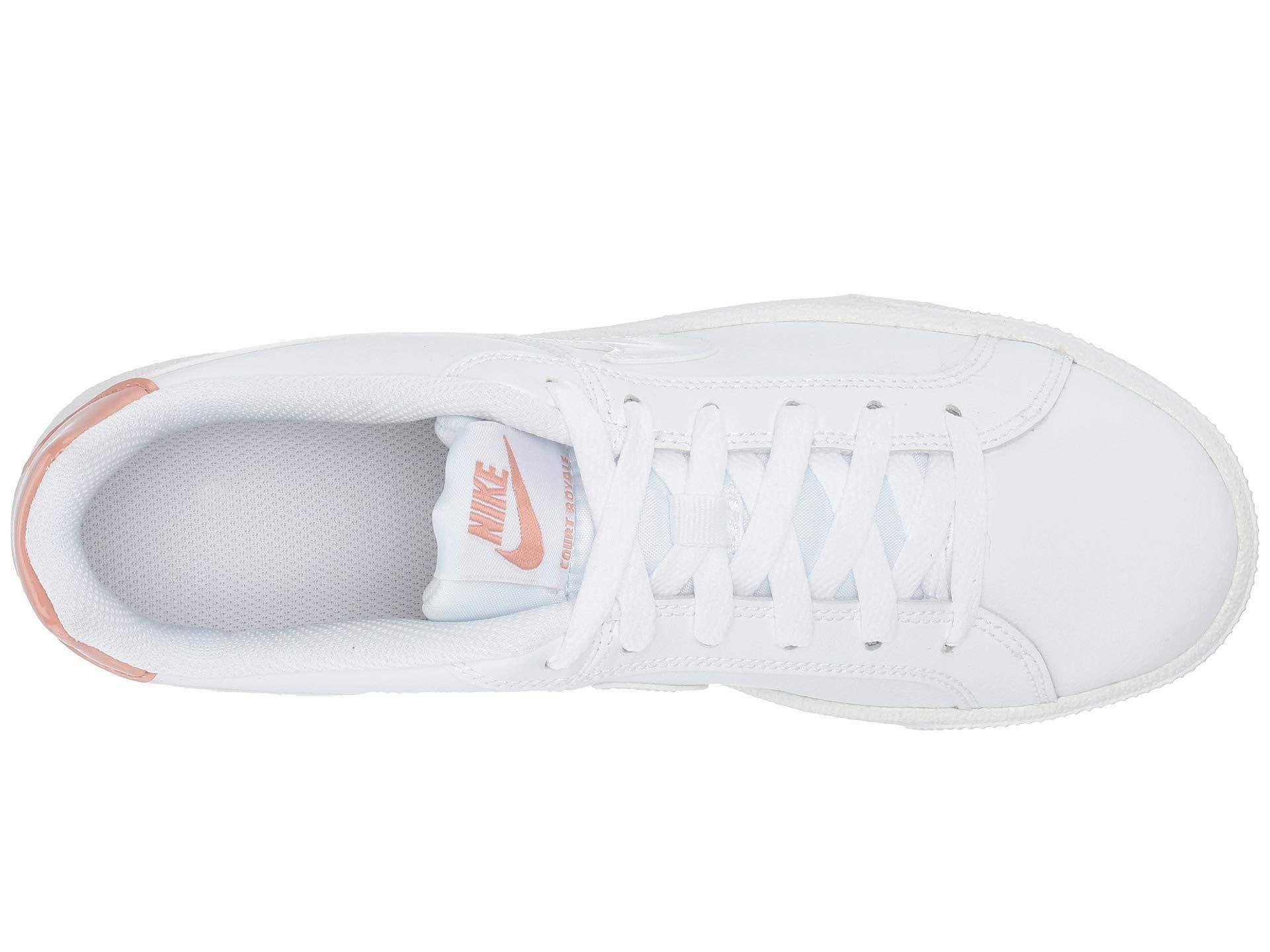 304a781816f806 Lyst - Nike Court Royale (oil Grey oil Grey light Cream white ...